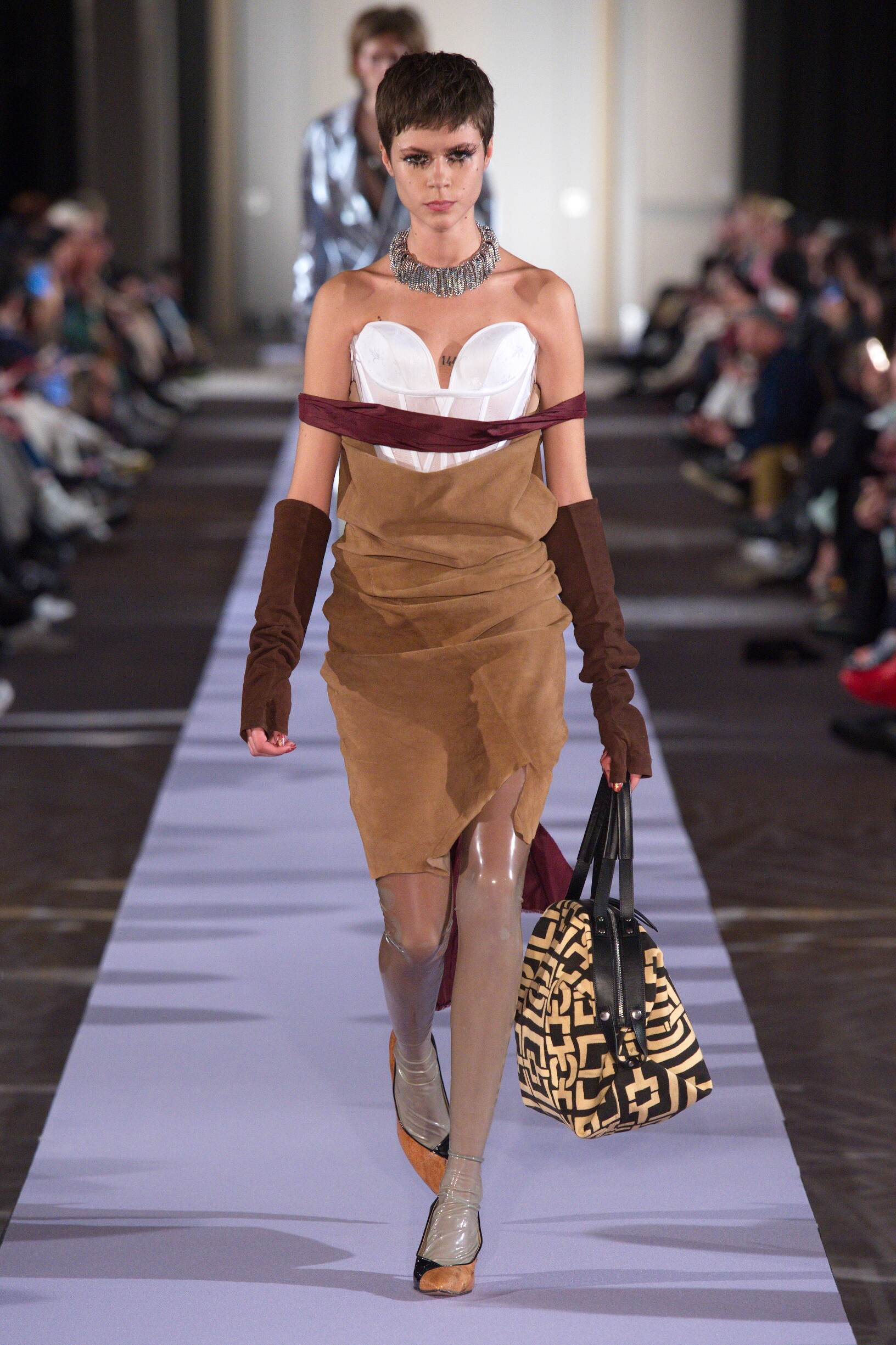 2019 Andreas Kronthaler for Vivienne Westwood Winter Catwalk