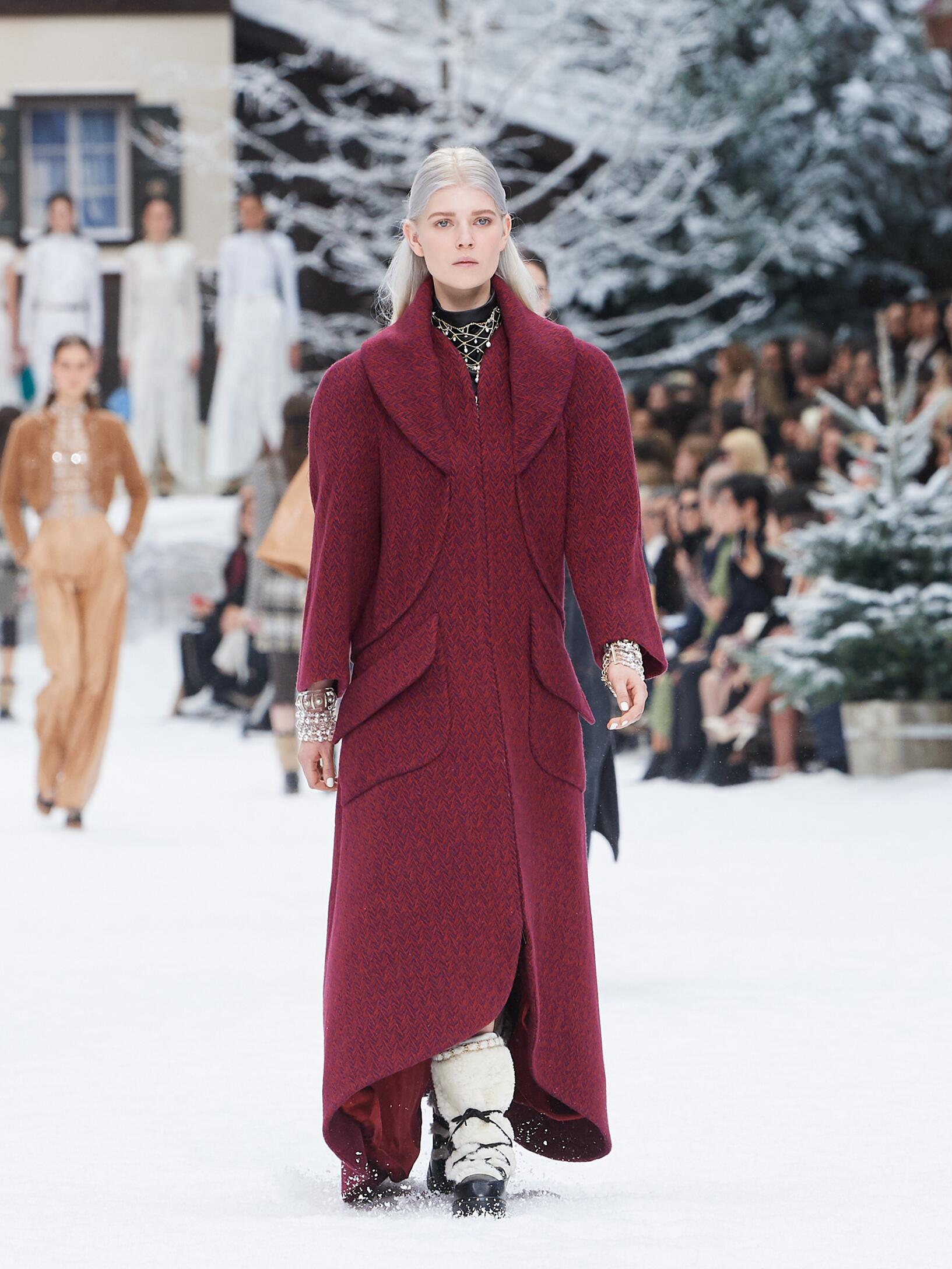 2019 Chanel Fall Catwalk