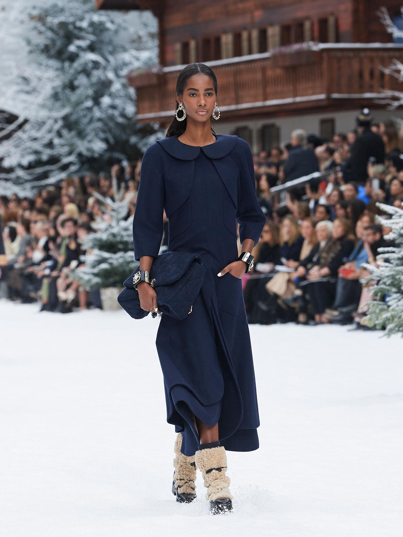2019 Chanel Fall Winter Woman