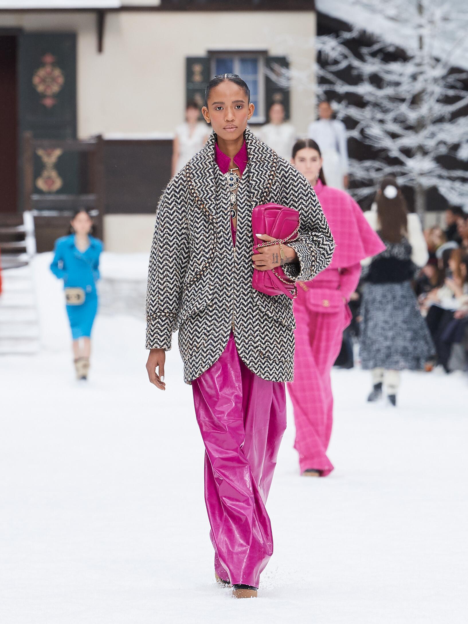 2019 Chanel Winter Catwalk