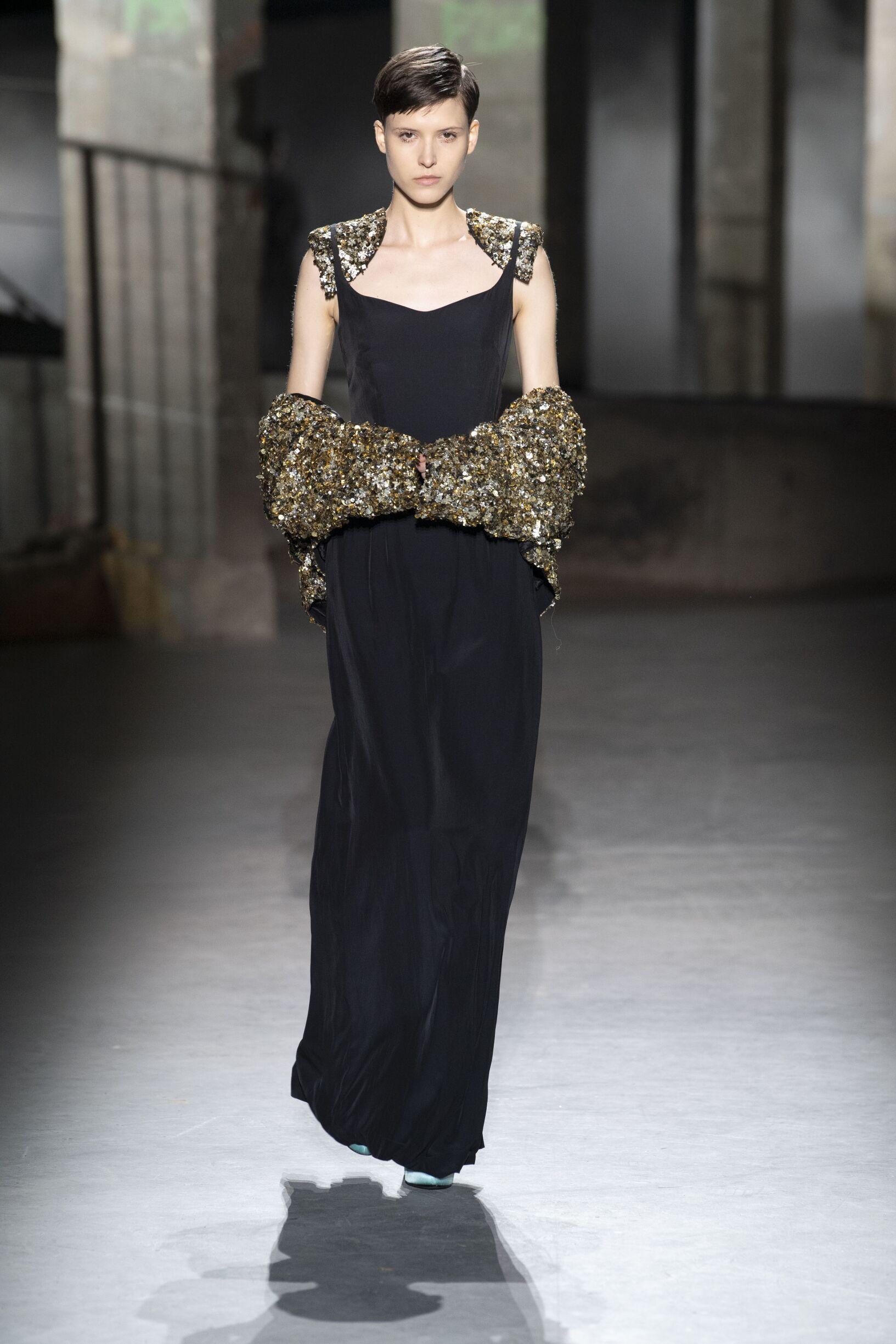 2019 Dries van Noten Trends Paris Fashion Week