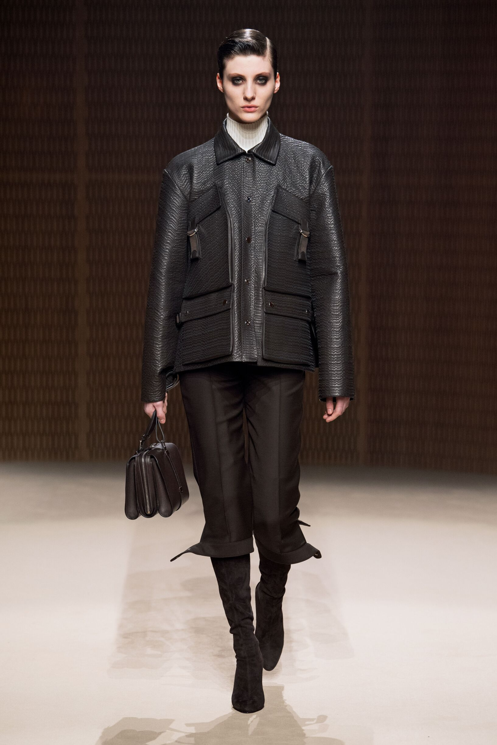 2019 Hermès Winter Catwalk