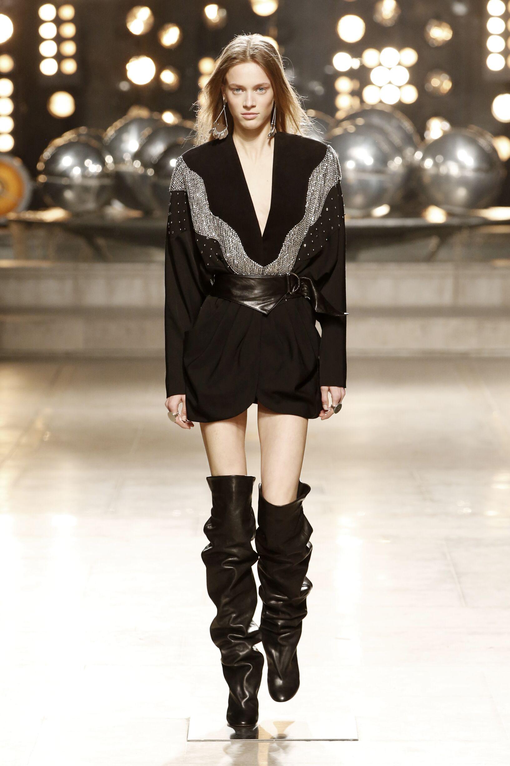 2019 Isabel Marant Catwalk Paris Fashion Week