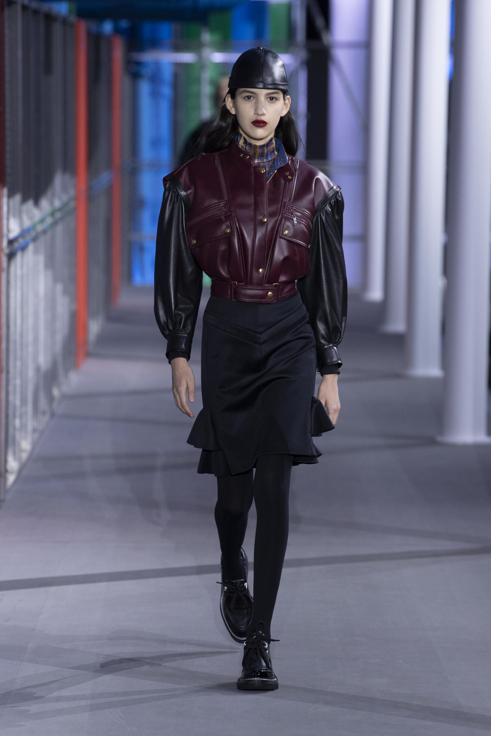 2019 Louis Vuitton Catwalk Paris Fashion Week
