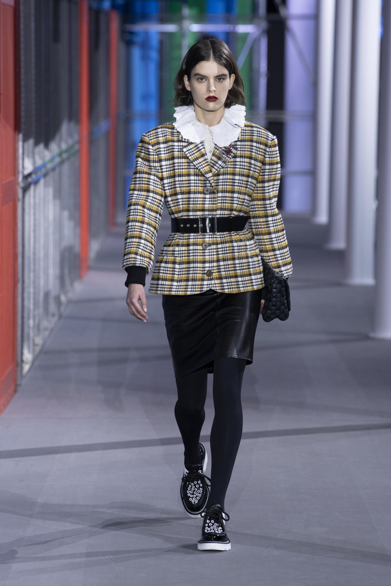 2019 Louis Vuitton Catwalk
