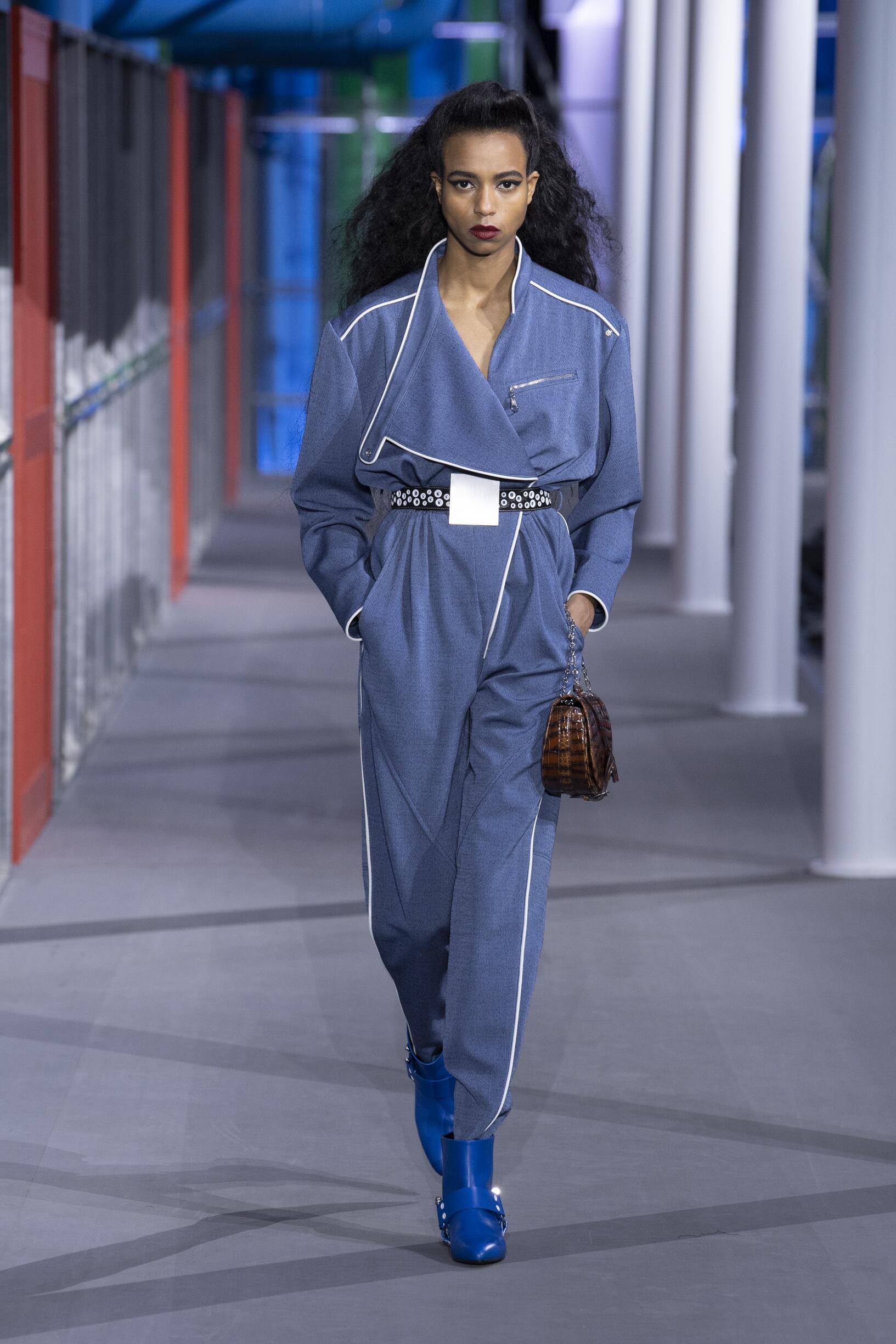 2019 Louis Vuitton Fall Catwalk