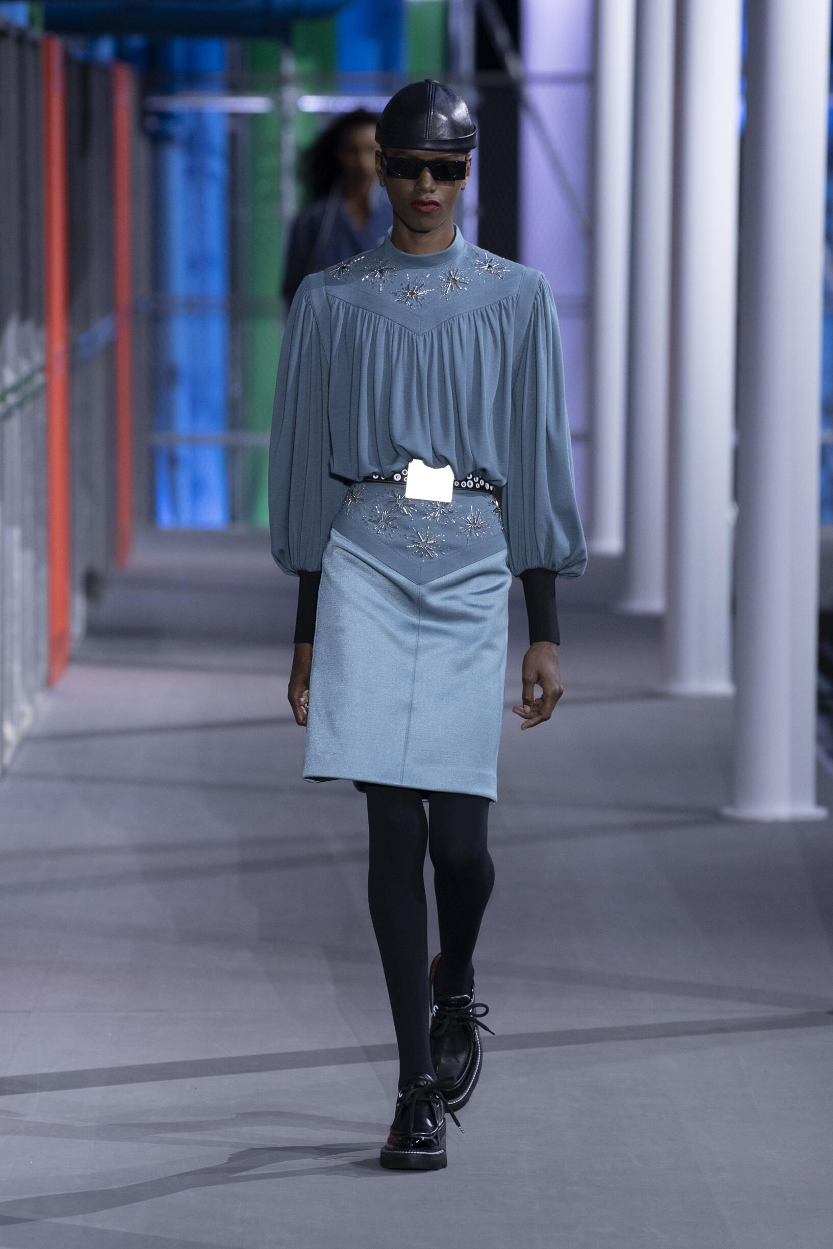 2019 Louis Vuitton Fall Winter Woman