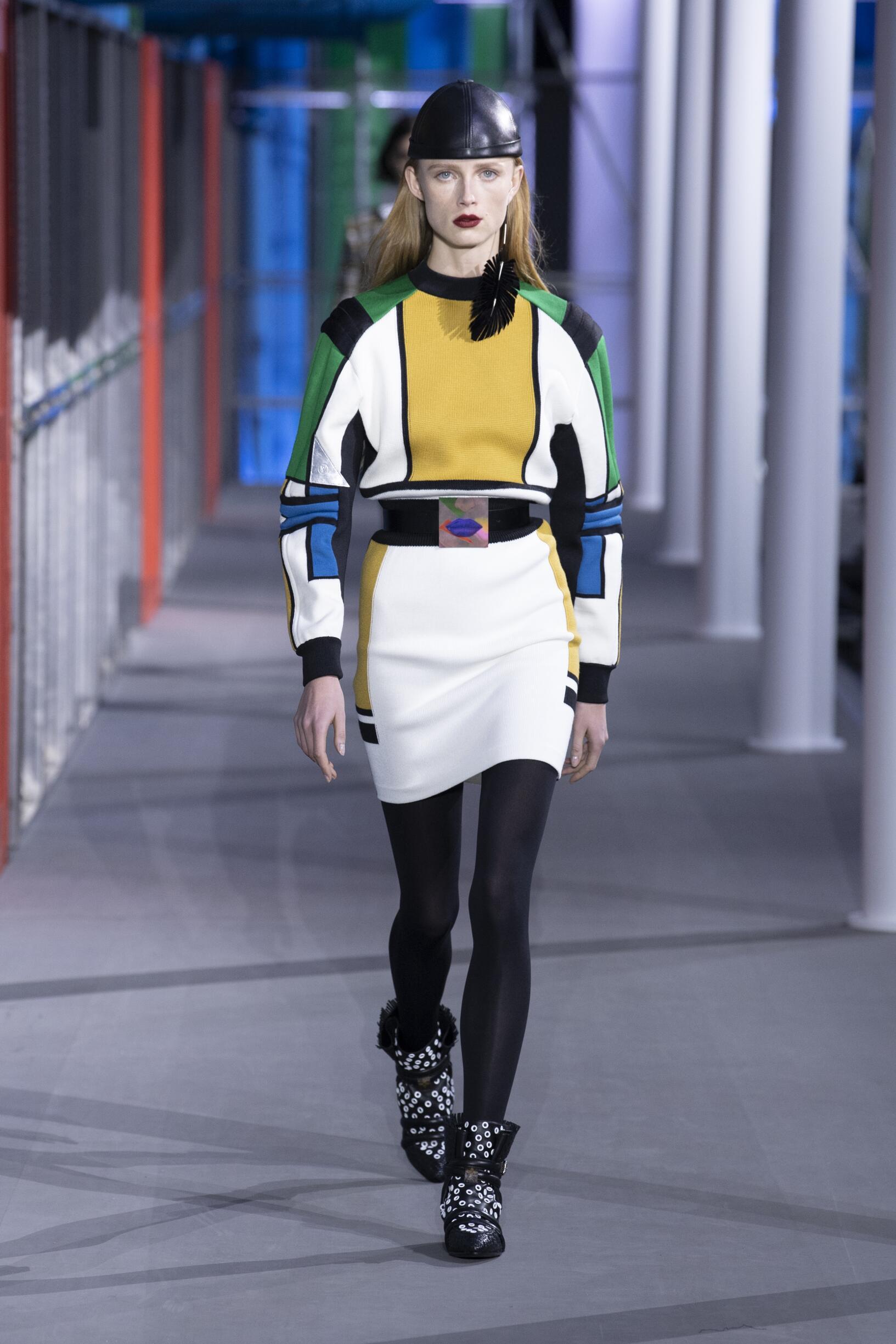 2019 Louis Vuitton Winter Catwalk