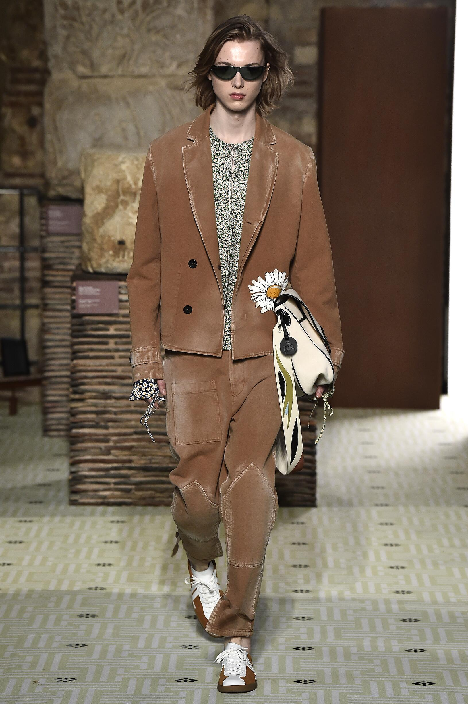 2019 Man Lanvin Trends Paris Fashion Week
