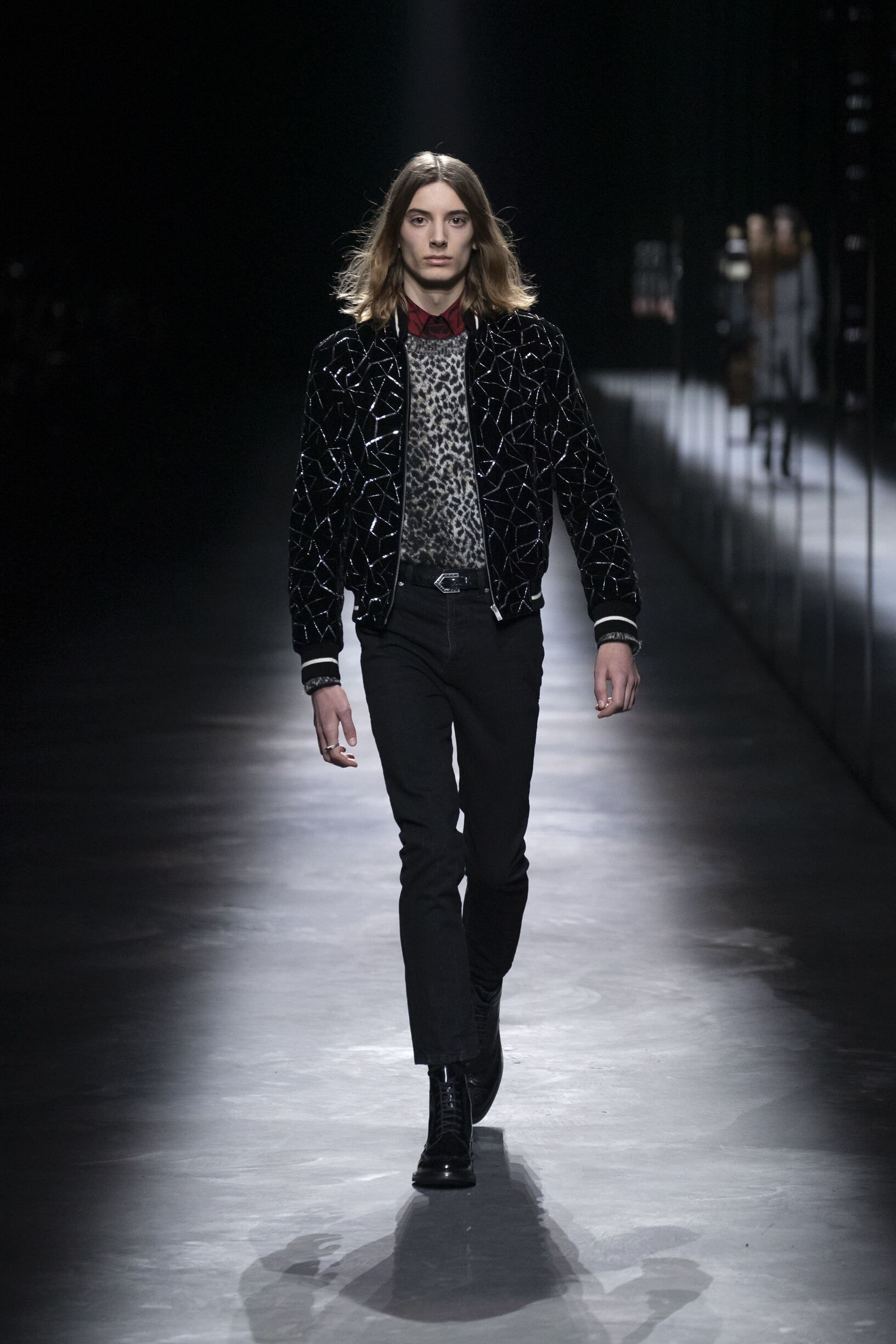 Saint Laurent Fall Winter 2019 Collection The Skinny Beep