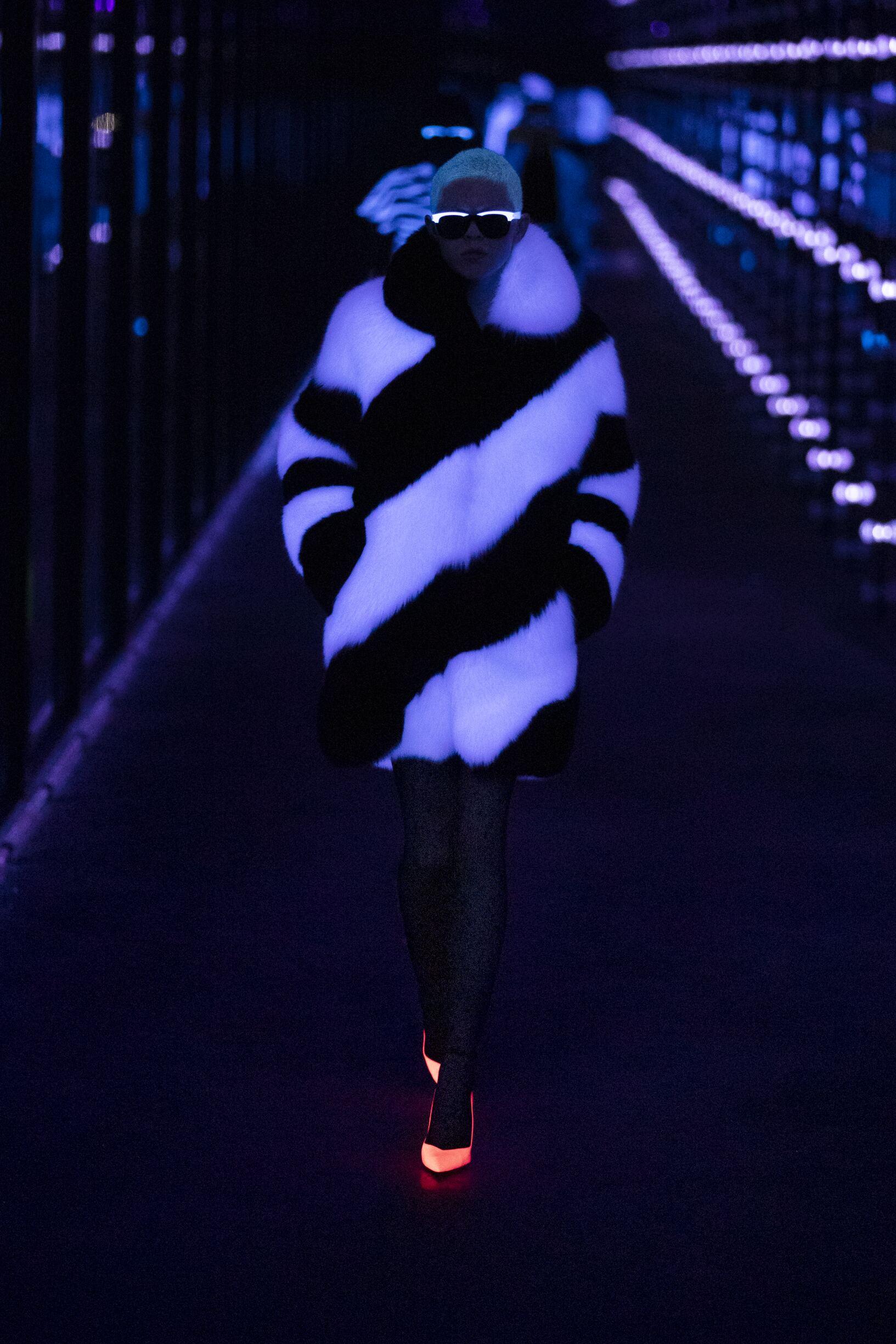 2019 Saint Laurent Trends Paris Fashion