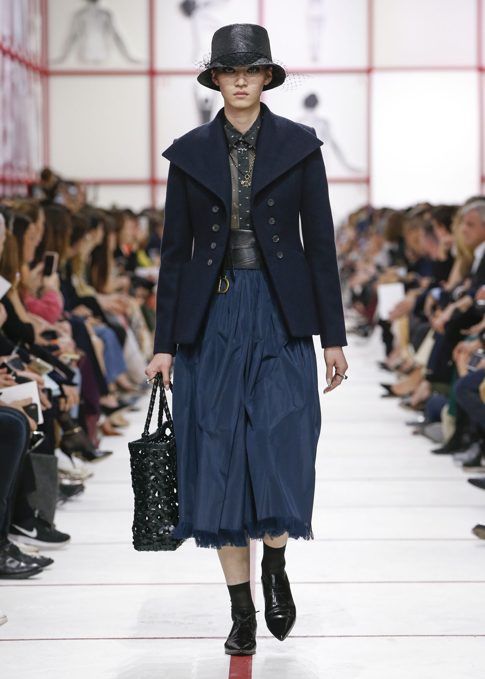 2019 Woman Dior Trends Paris Fashion Week