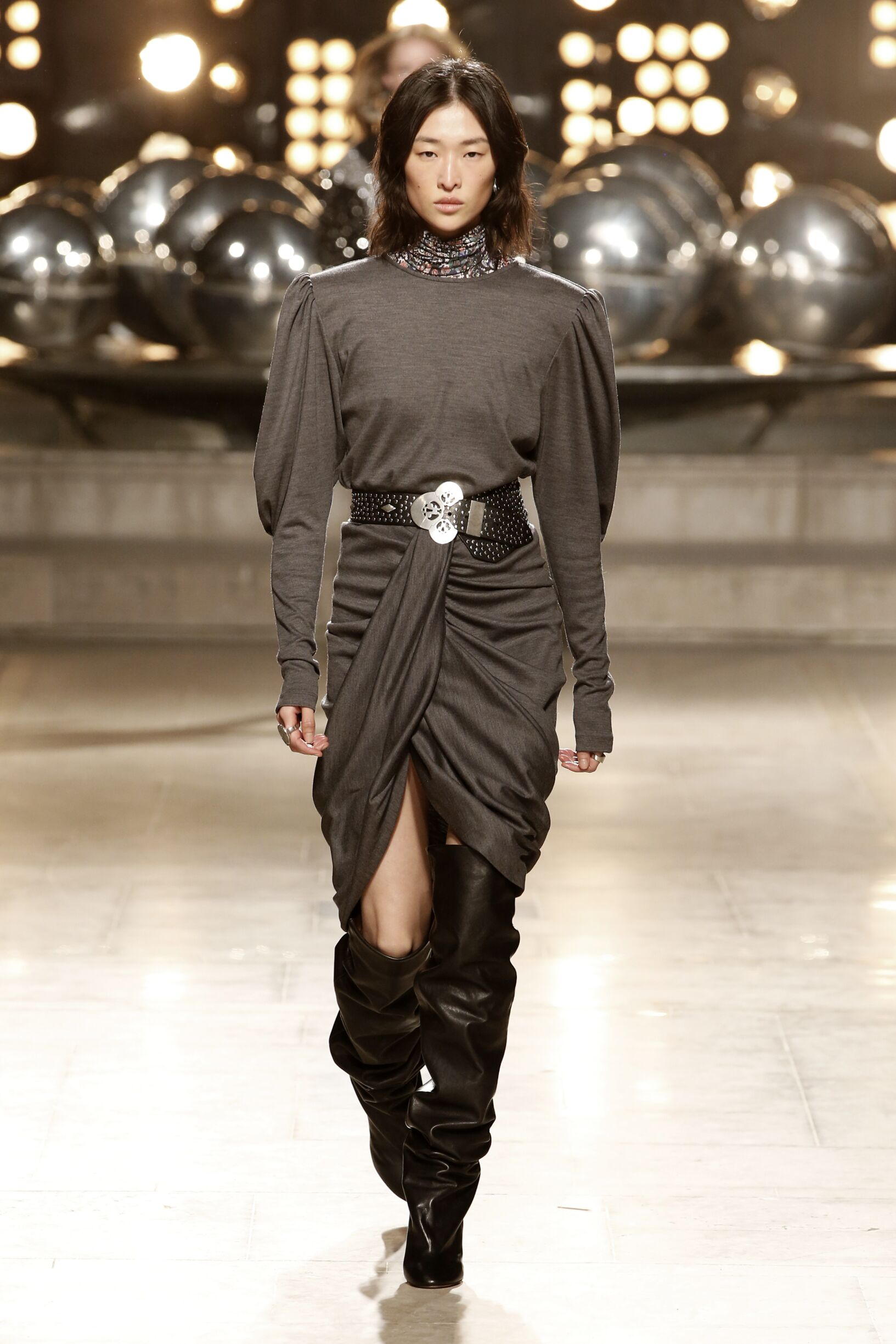 2019 Woman Isabel Marant Trends Paris Fashion Week