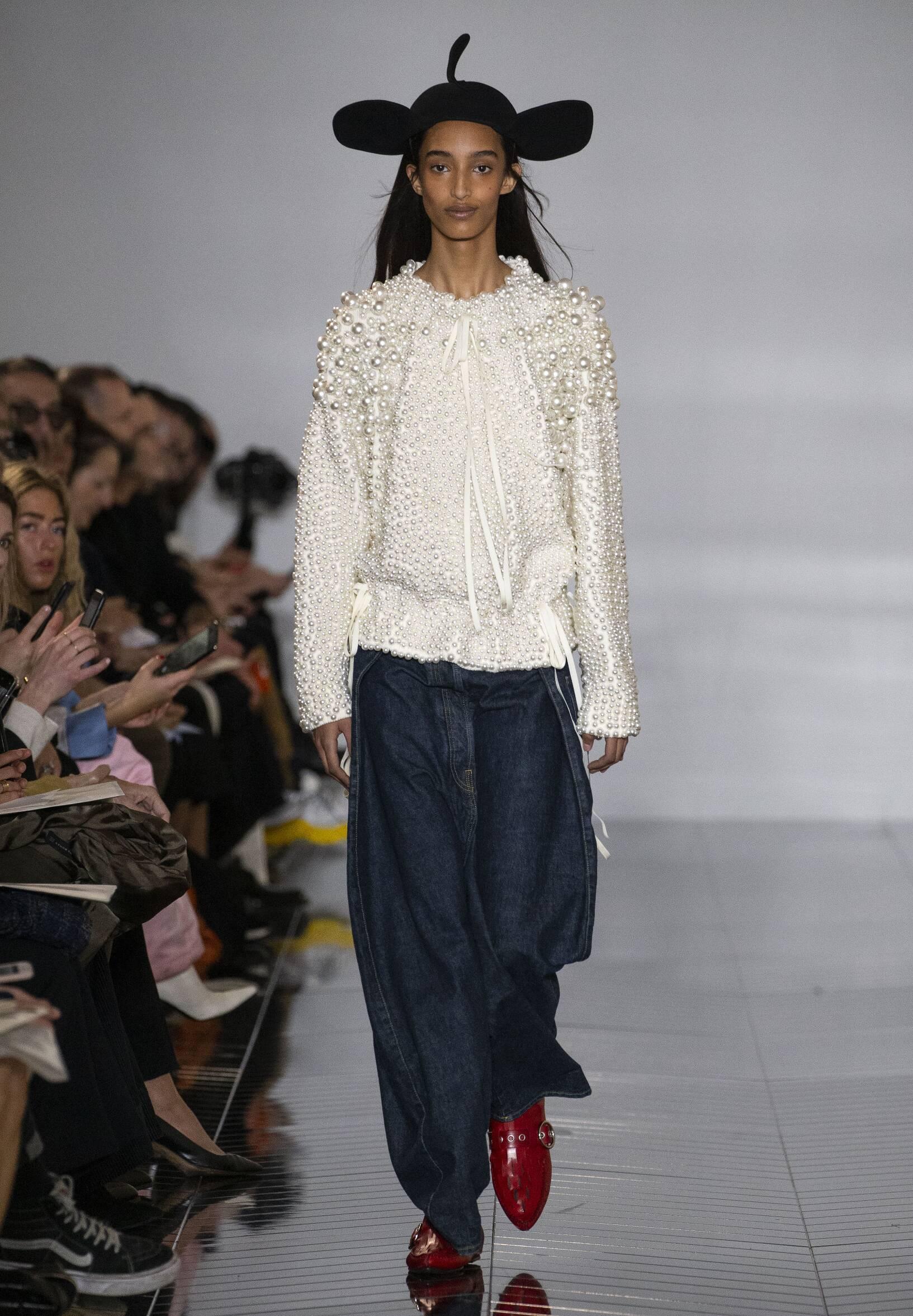 2019 Woman Style Loewe