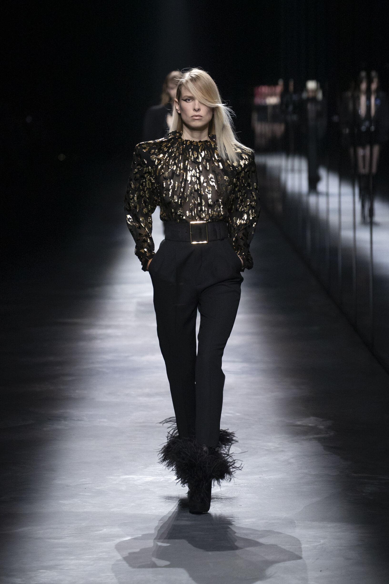 2019 Woman Style Saint Laurent