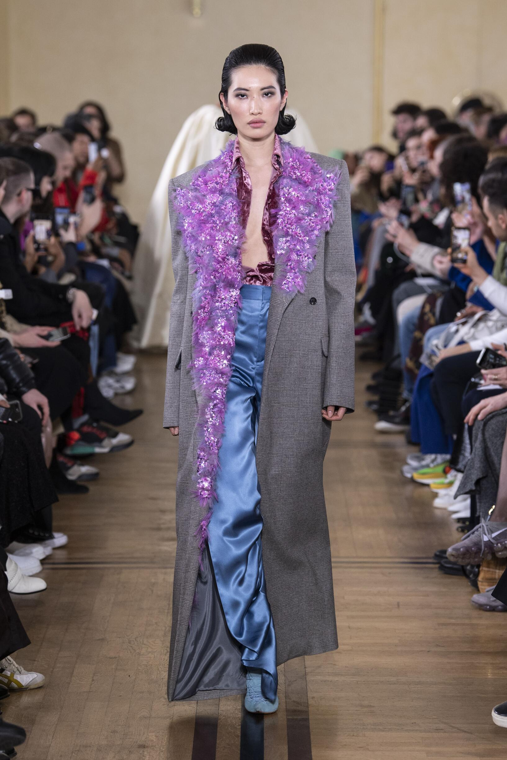 2019 Woman Y/Project Trends Paris Fashion Week