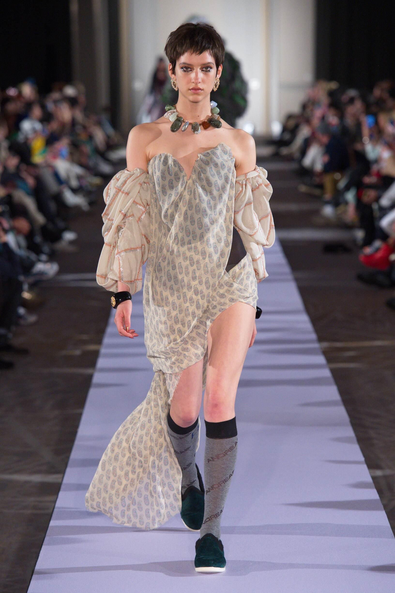Andreas Kronthaler for Vivienne Westwood 2019-20 Paris