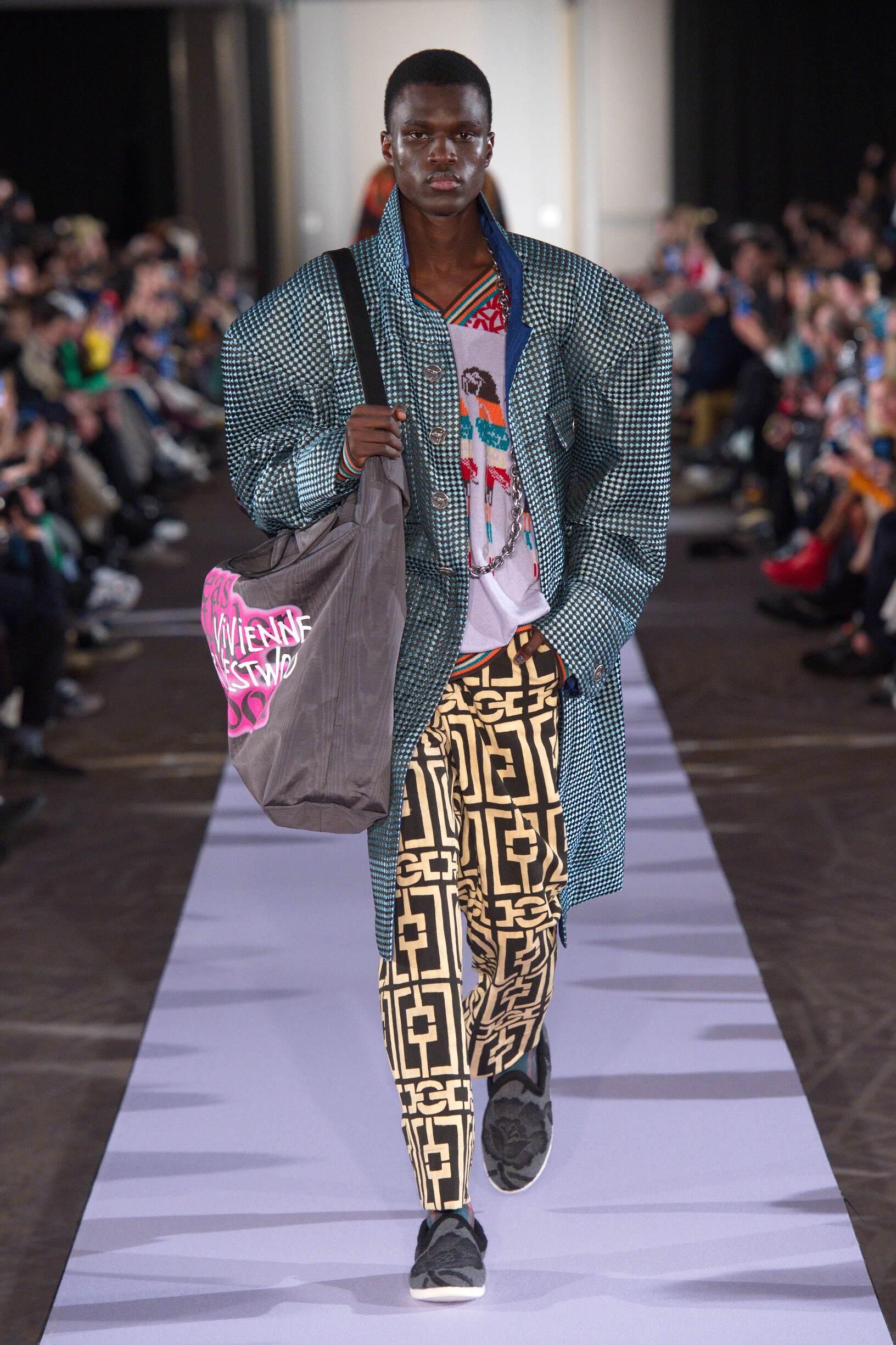 Andreas Kronthaler for Vivienne Westwood Catwalk