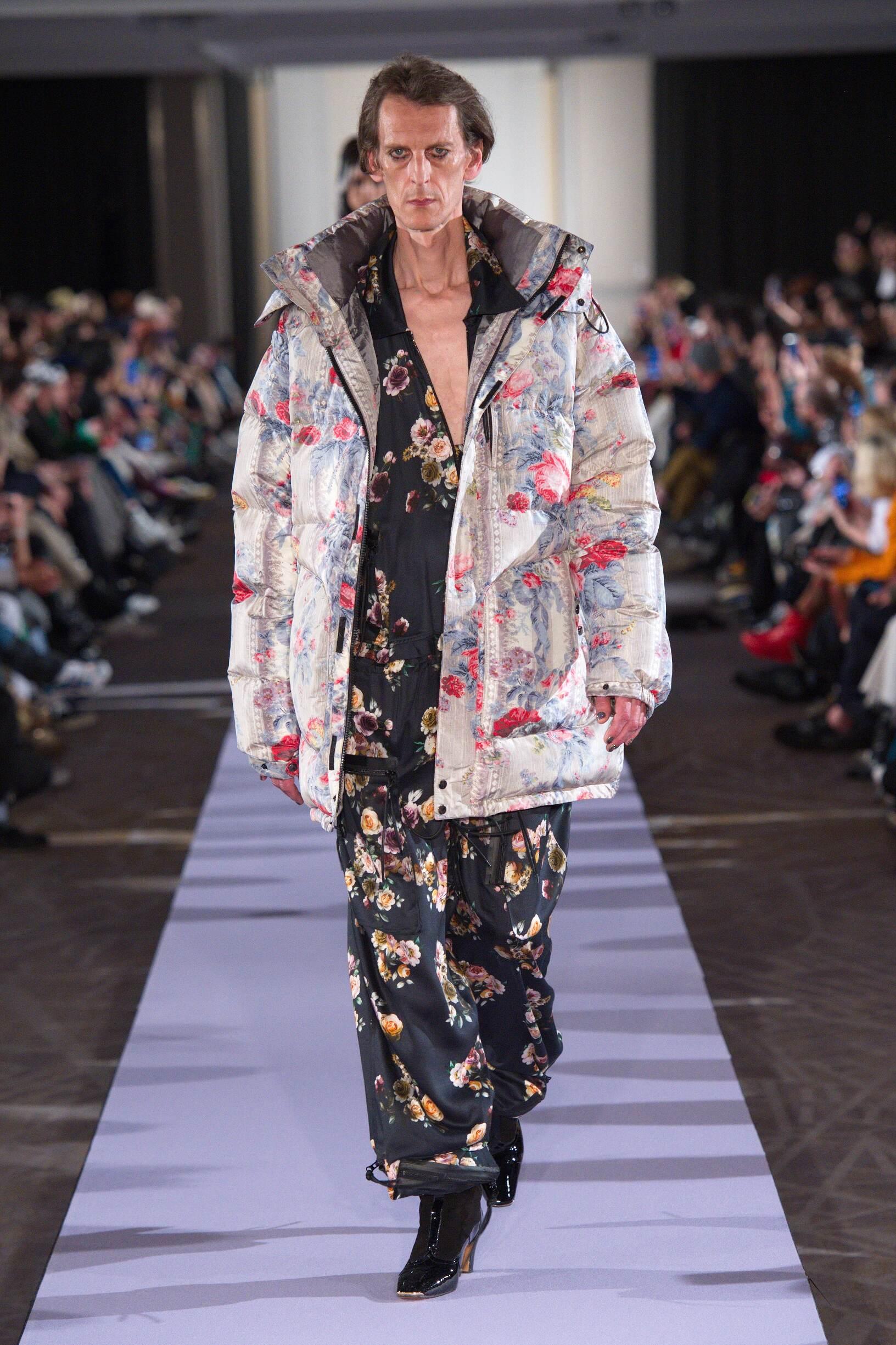 Andreas Kronthaler for Vivienne Westwood FW 2019 Menswear