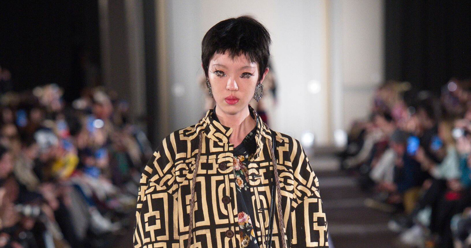 Andreas Kronthaler for Vivienne Westwood Fashion Show FW 2019 Paris