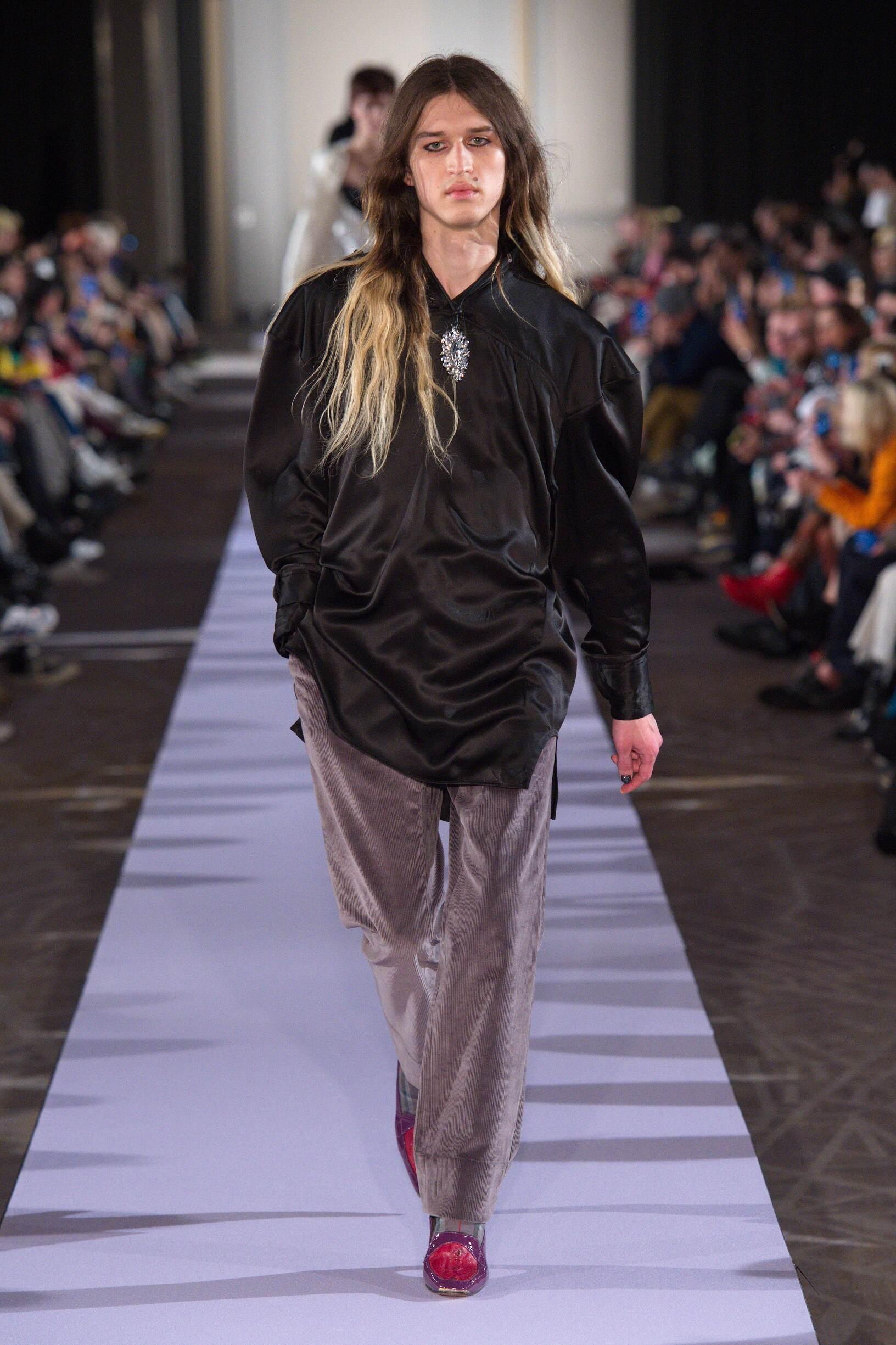 Andreas Kronthaler for Vivienne Westwood Man 2019-20