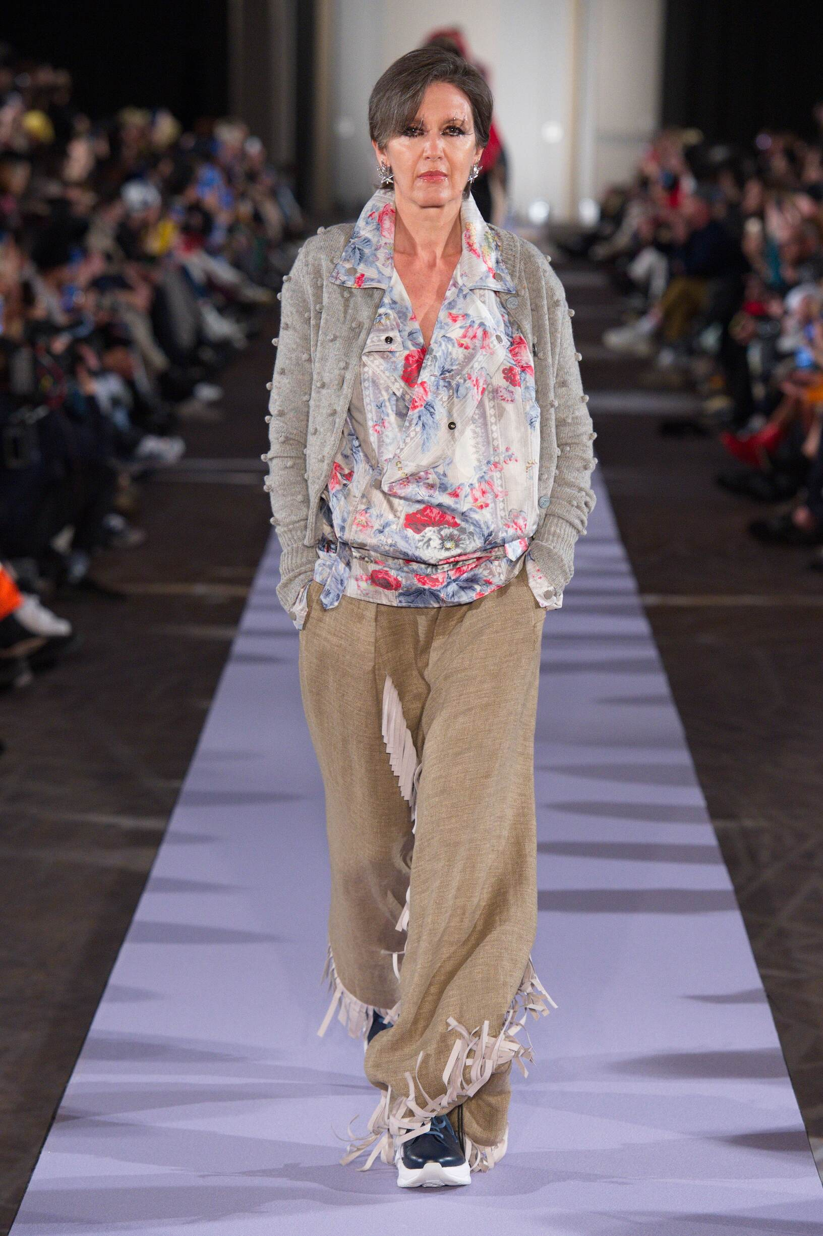 Andreas Kronthaler for Vivienne Westwood Paris Fashion Week Womenswear Trends
