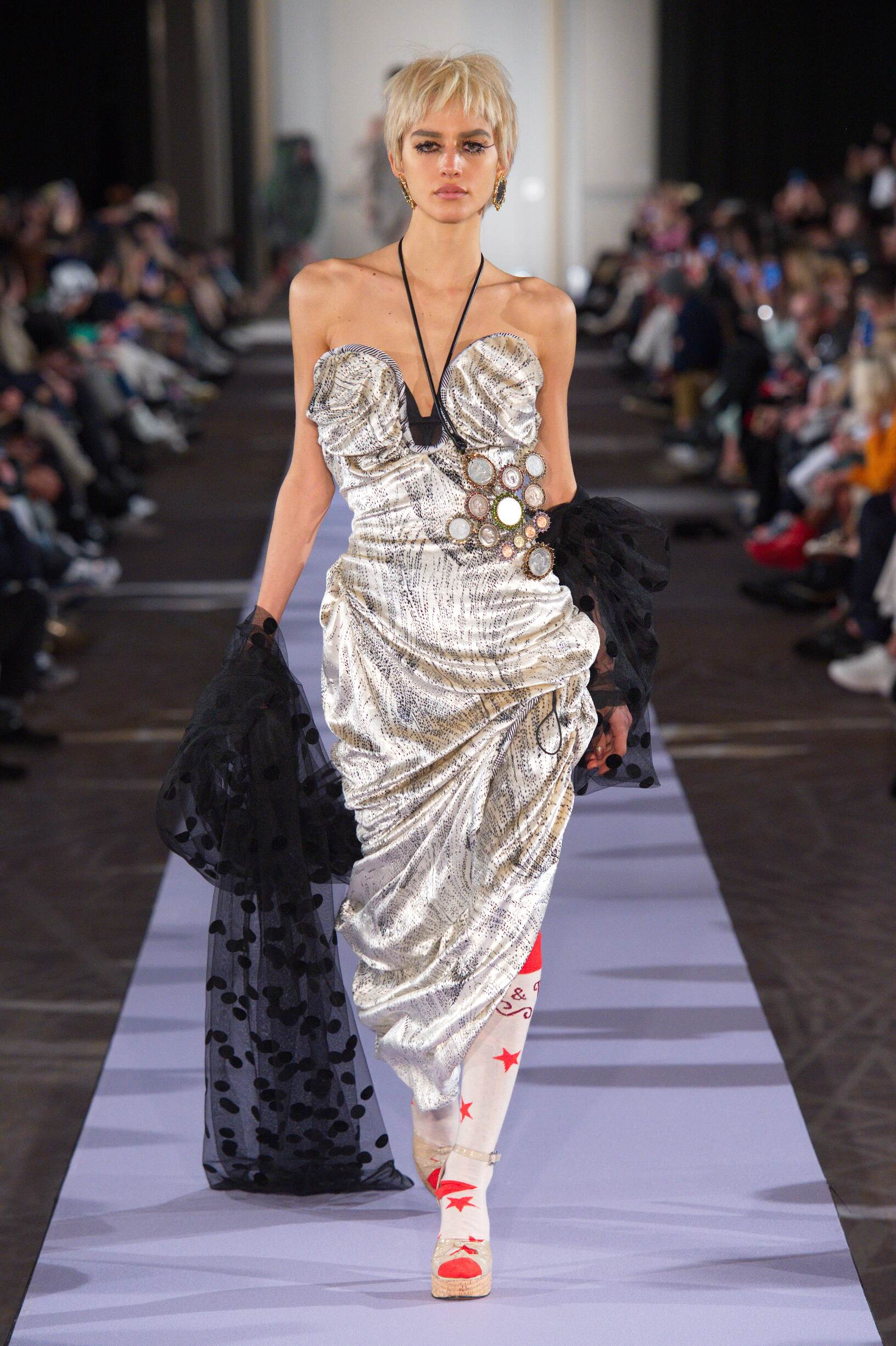 Andreas Kronthaler for Vivienne Westwood Paris Fashion Week Womenswear