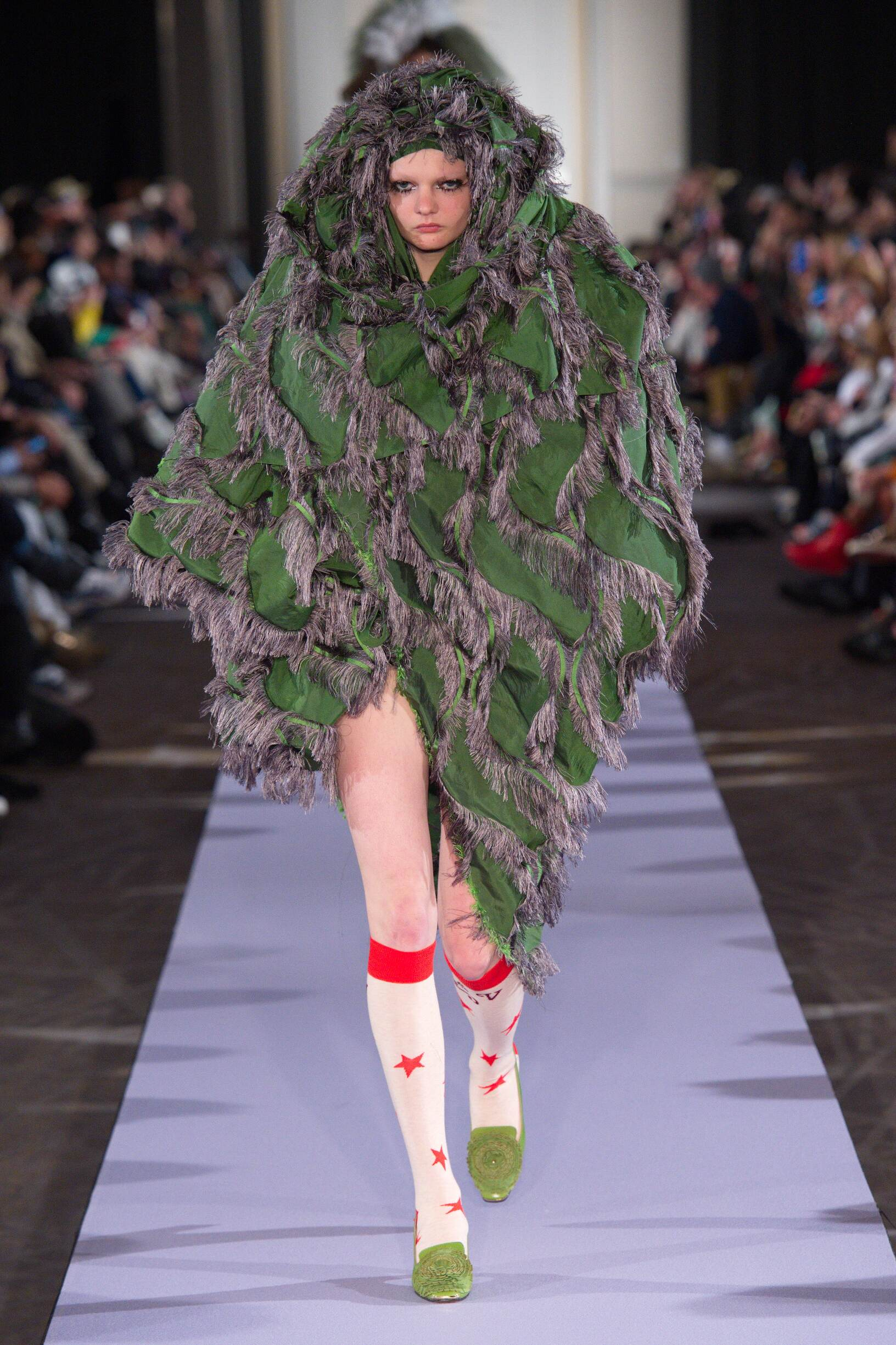 Andreas Kronthaler for Vivienne Westwood Woman Style FW 2019