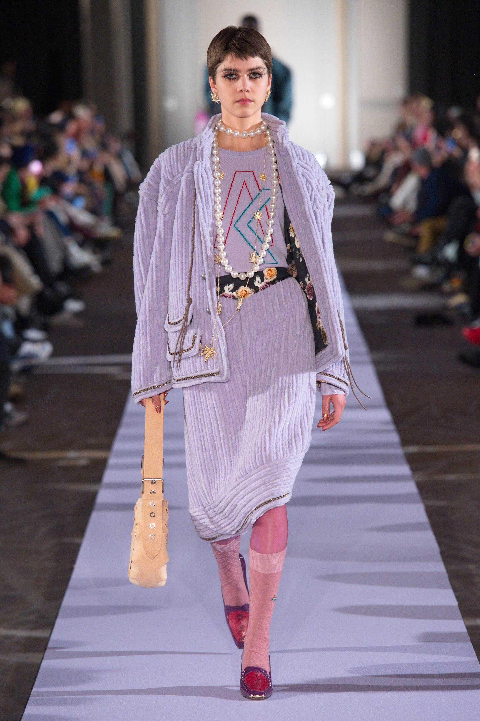 Andreas Kronthaler for Vivienne Westwood Woman Style