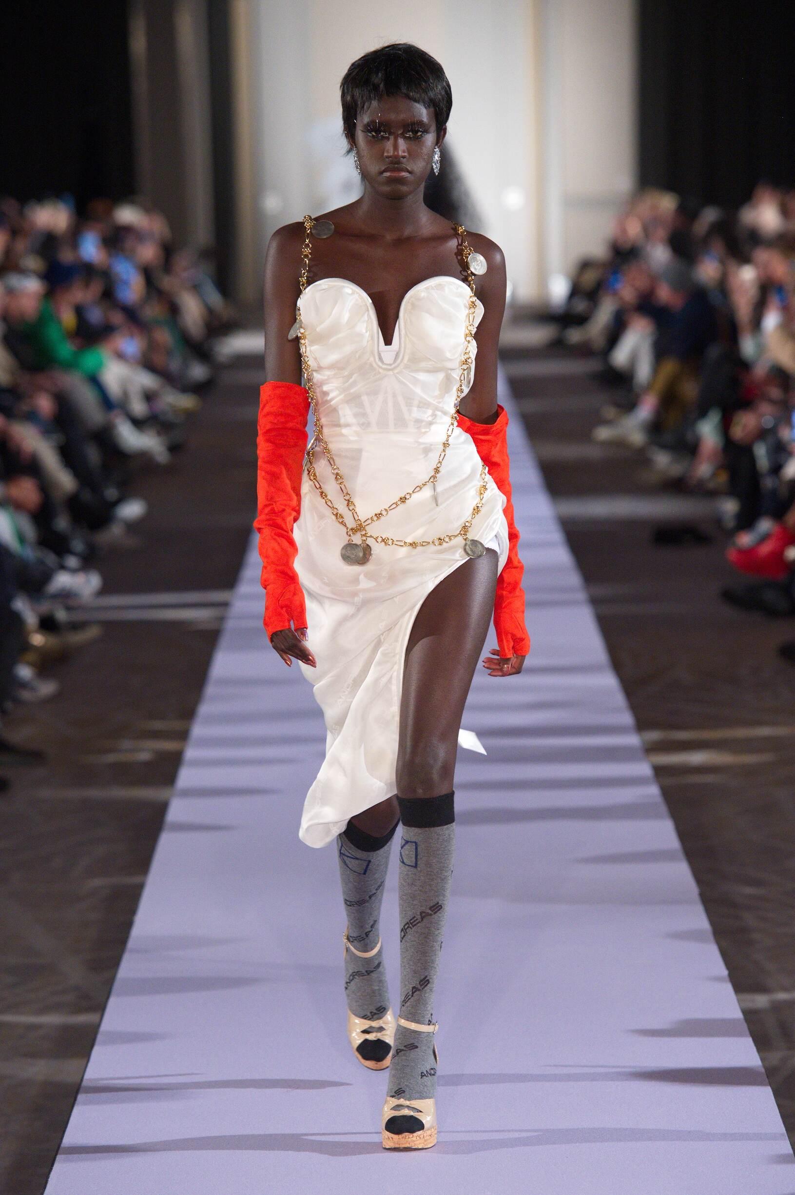Andreas Kronthaler for Vivienne Westwood Womenswear