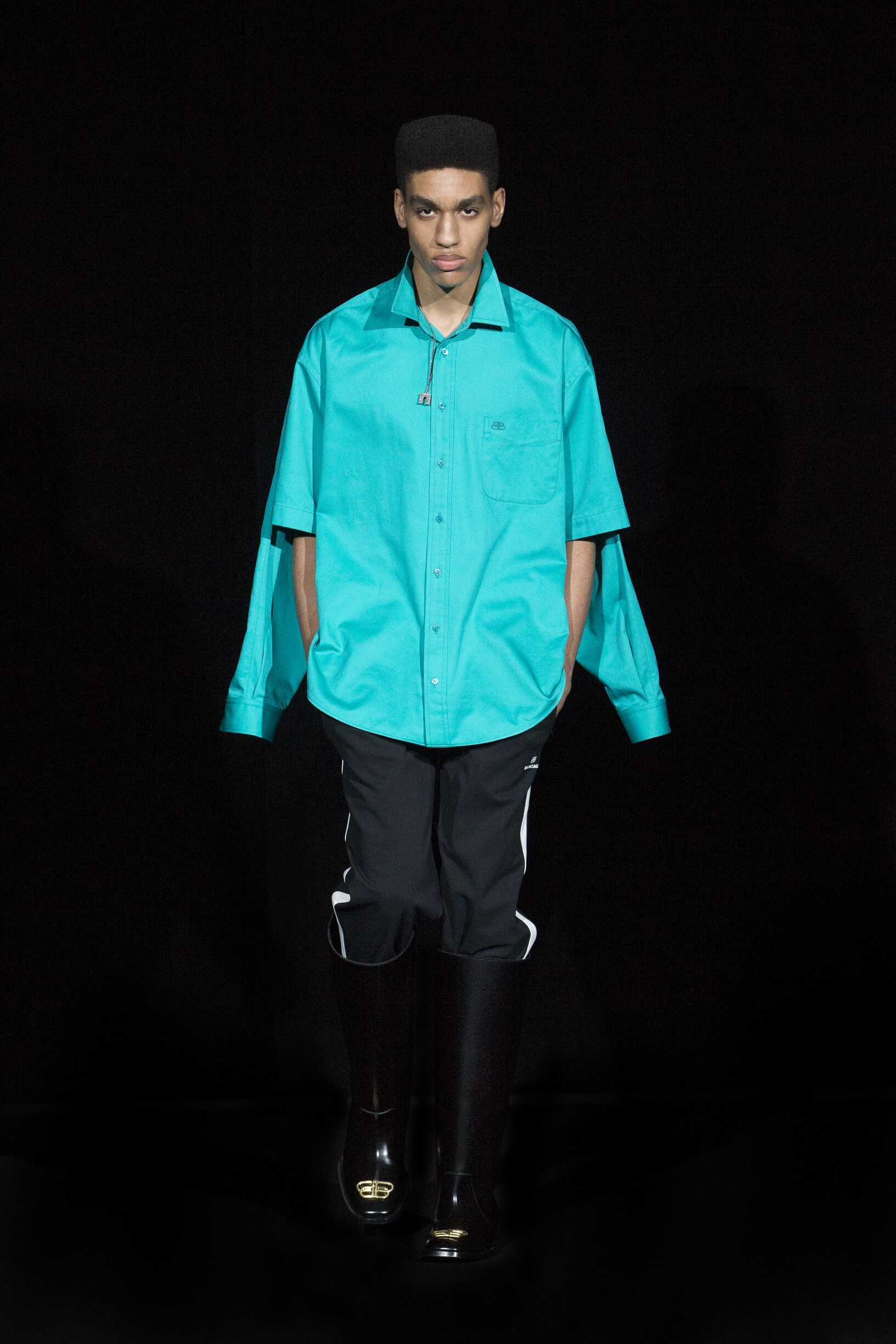 Balenciaga 2019-20 Paris Trends Menswear