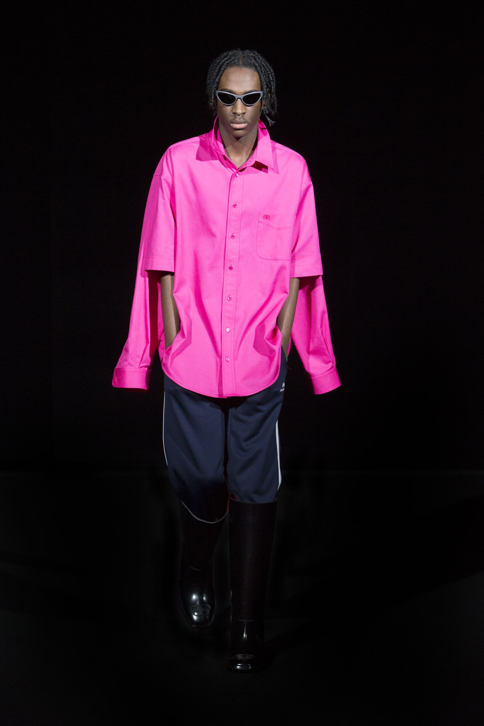 Balenciaga Man 2019 Paris Trends