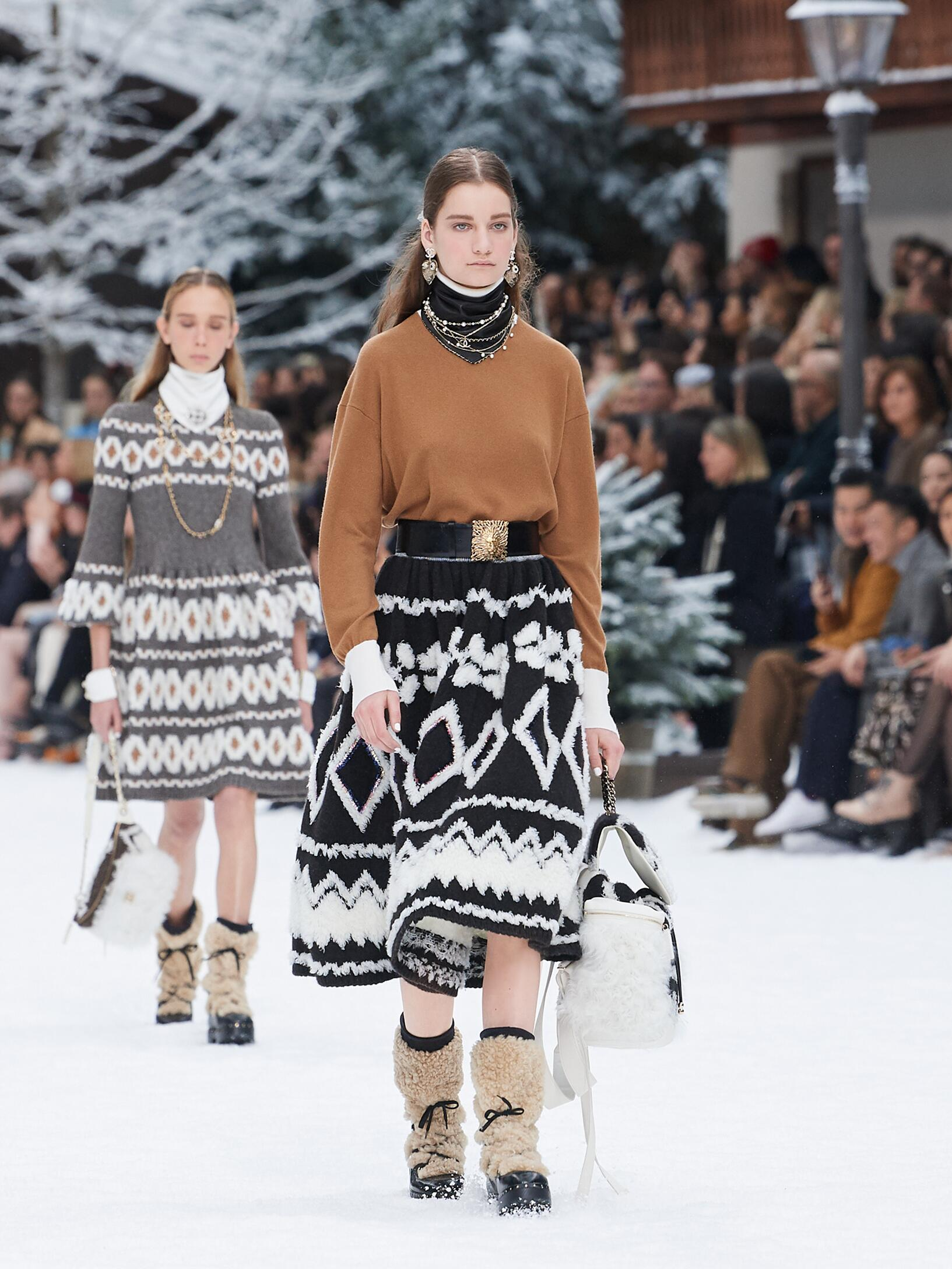 Catwalk Chanel Winter 2019