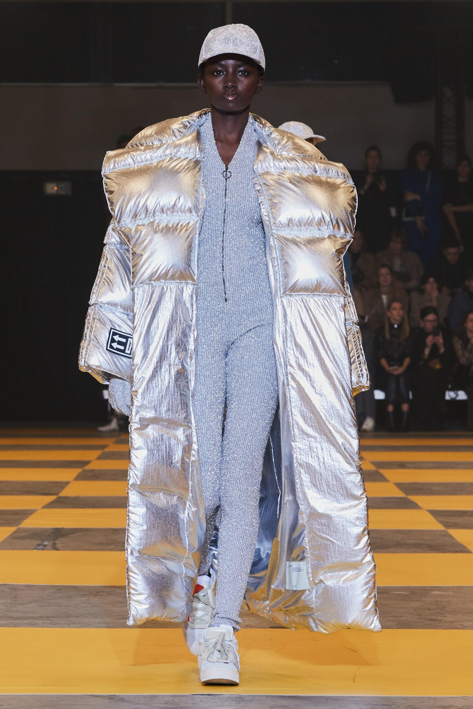 Catwalk Off White c/o Virgil Abloh Winter 2019