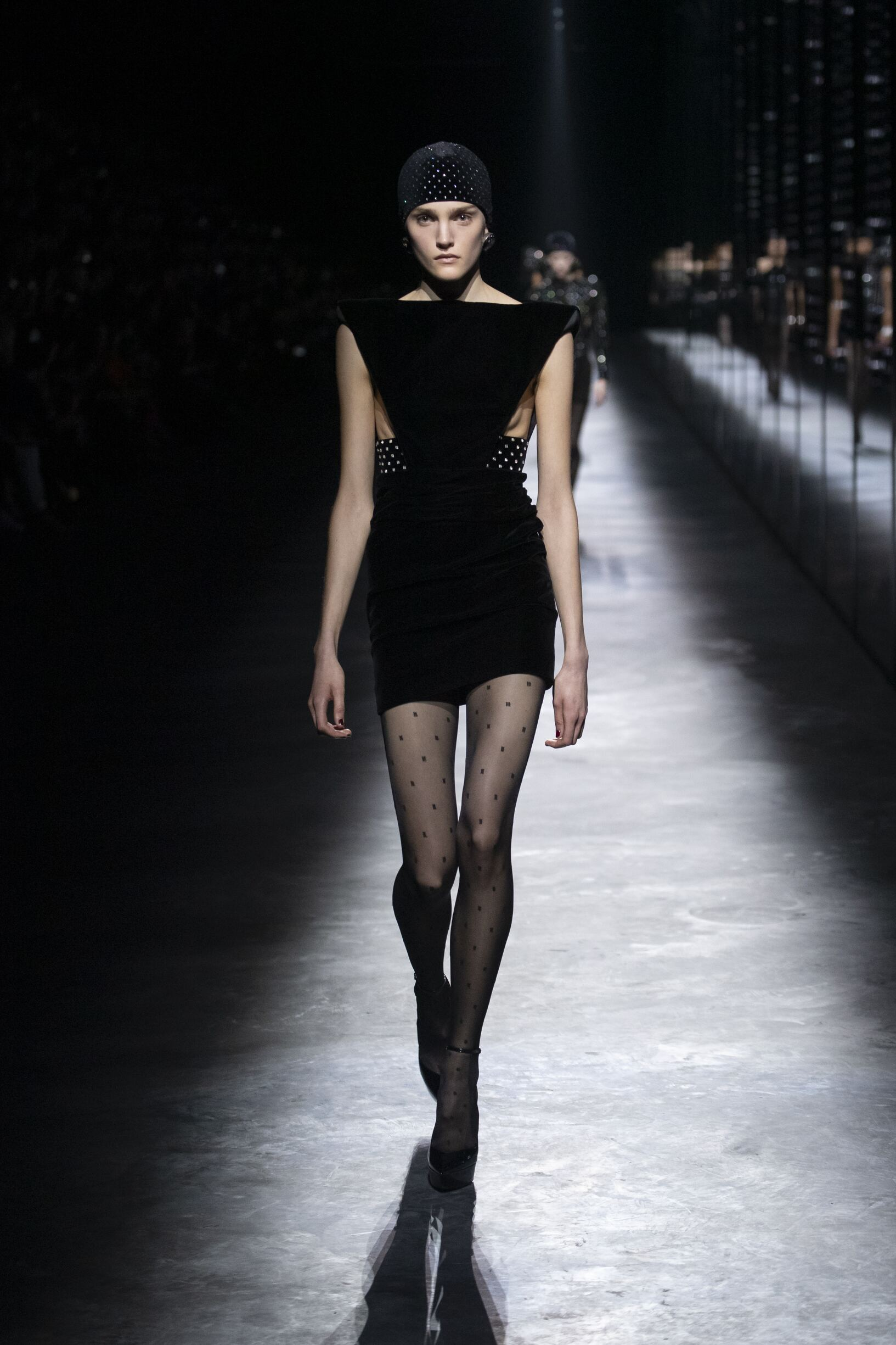 Catwalk Saint Laurent