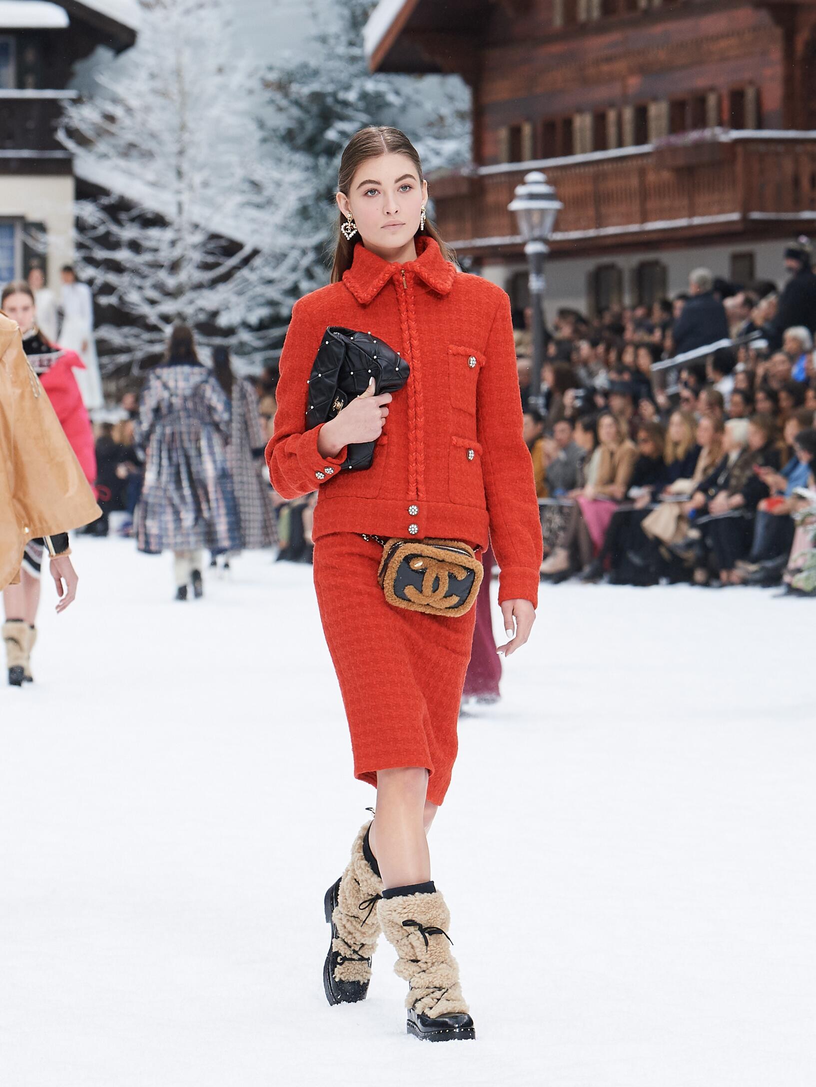 Chanel 2019-20 Paris