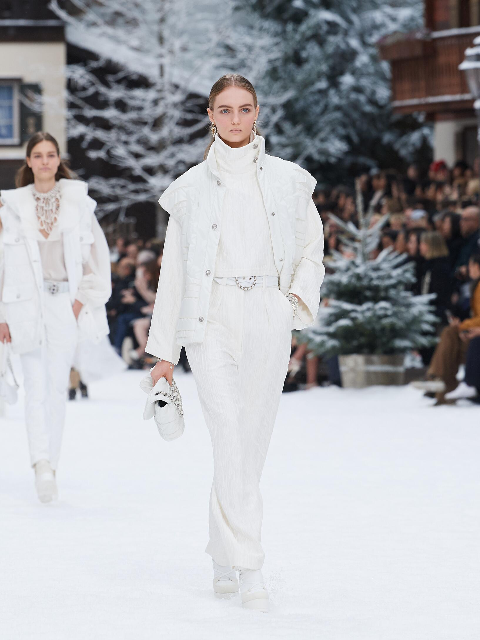 Chanel 2019 Paris Trends Womenswear