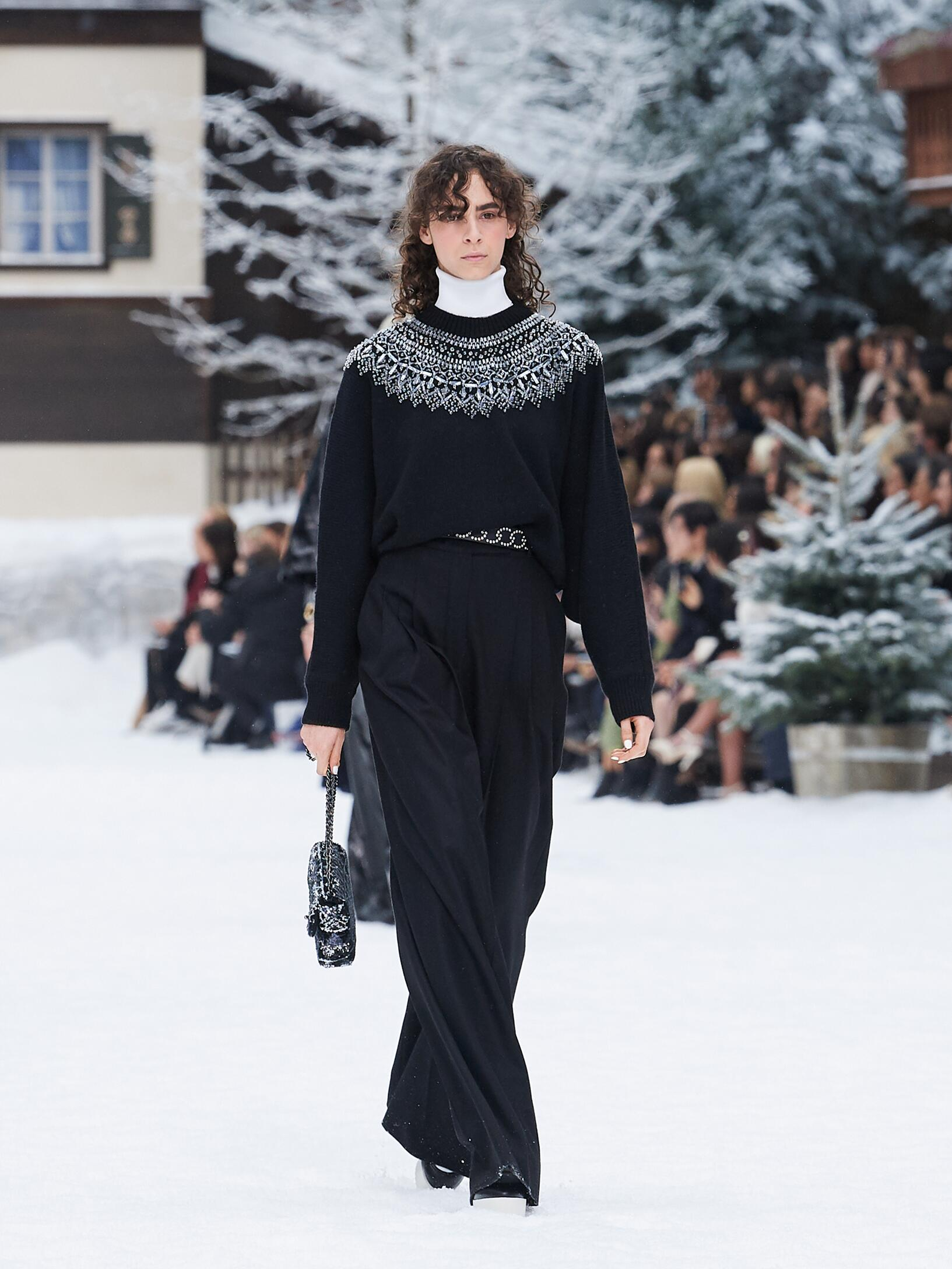 Chanel 2019 Paris Trends