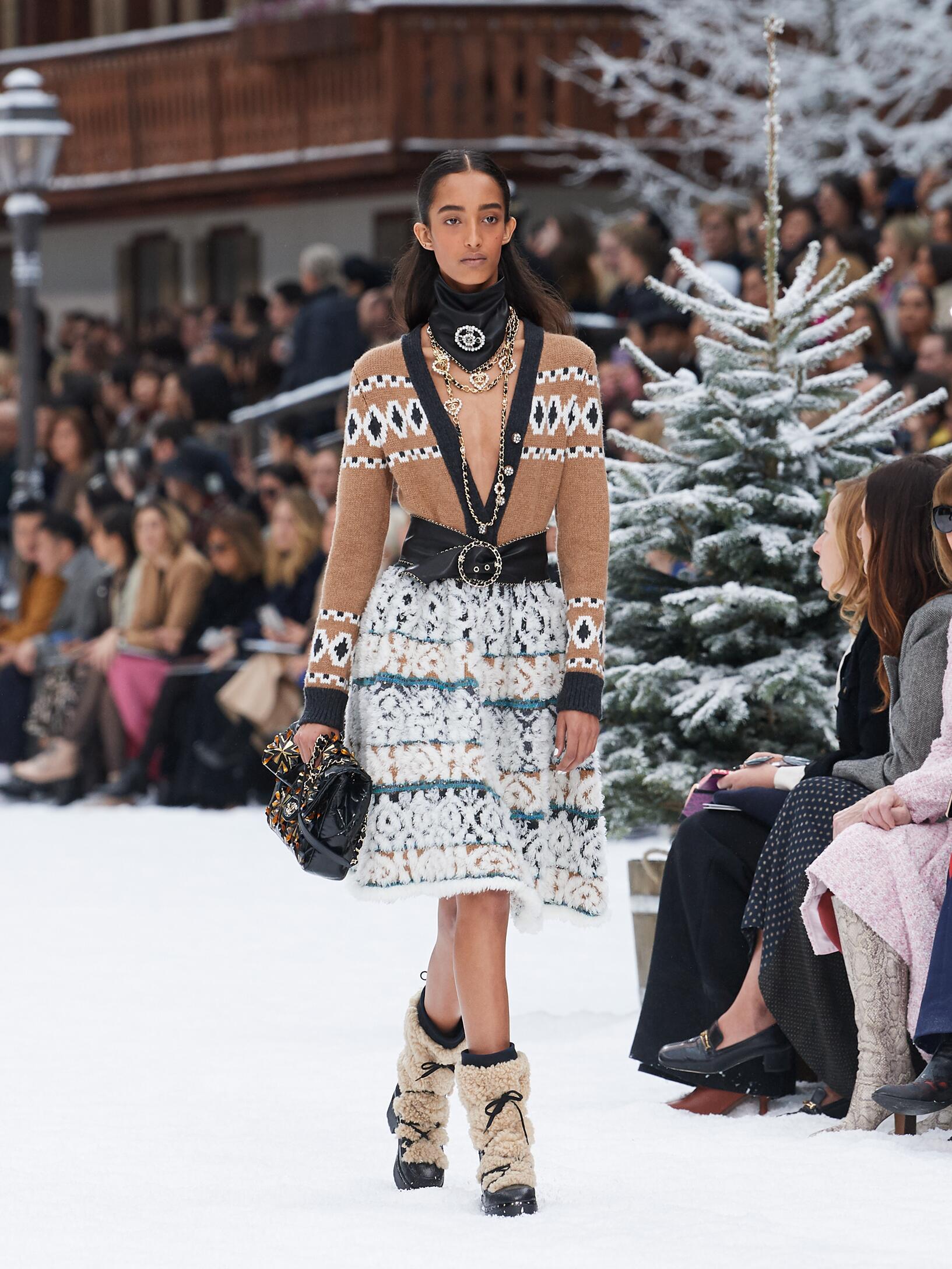 Chanel Fall 2019 Catwalk