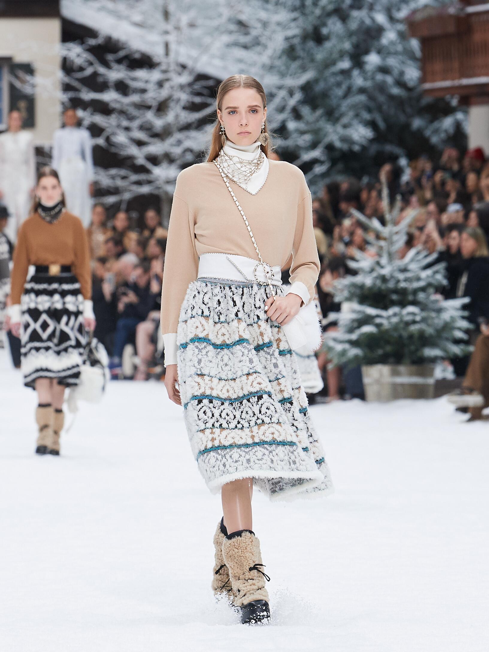Chanel Fall Winter 2019