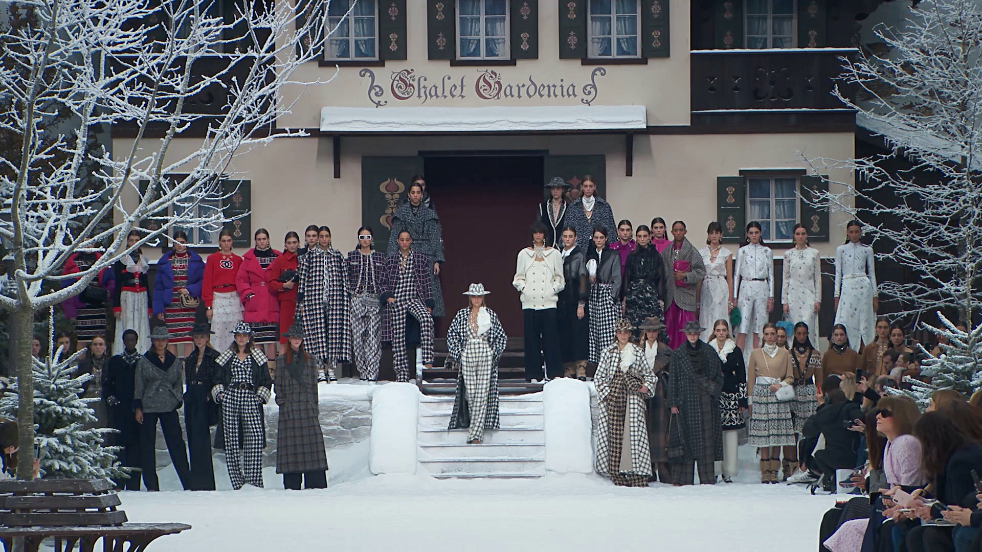 Chanel Fall Winter Collection 2019 - Paris Fashion Show