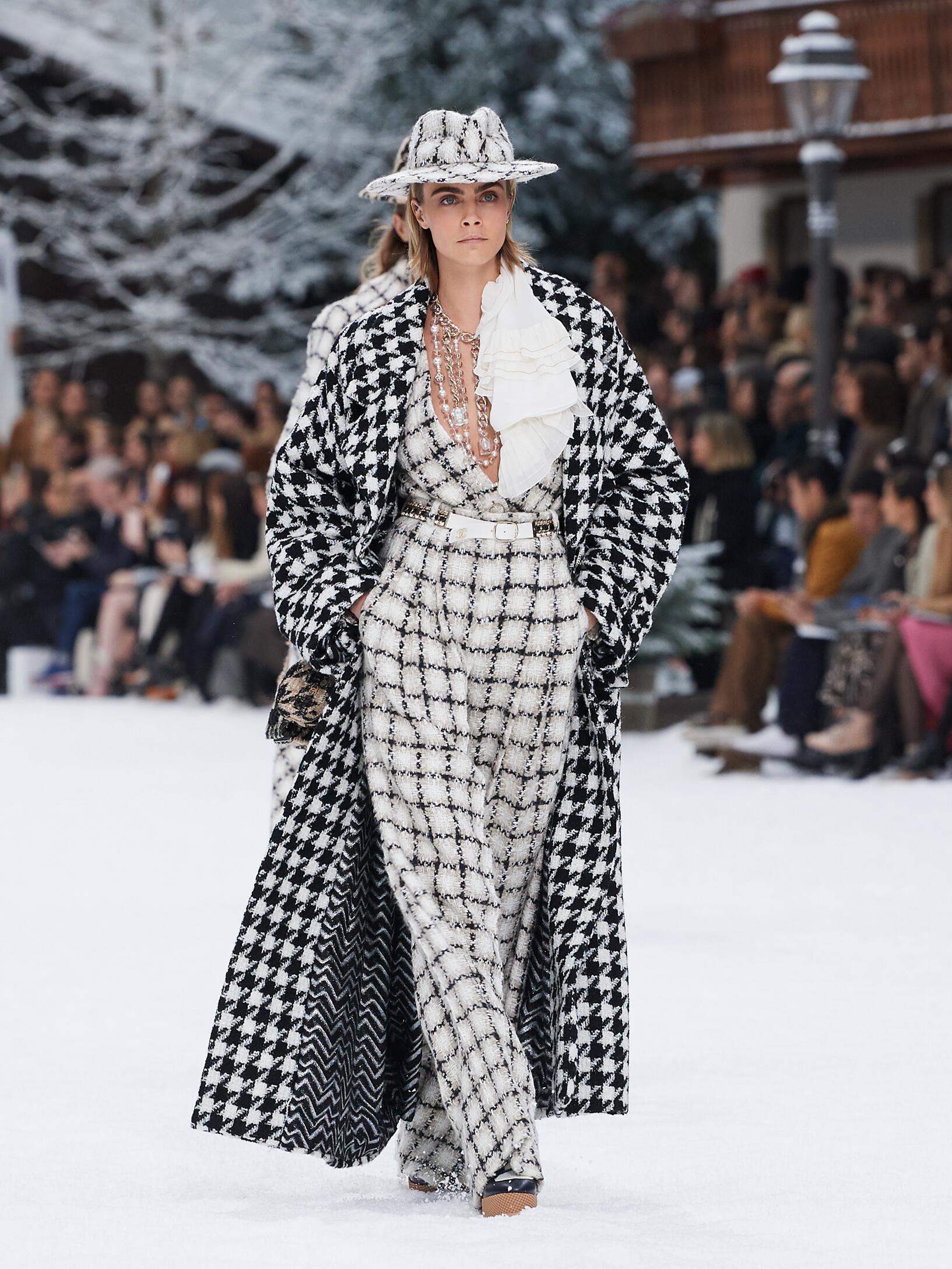 Chanel Fashion Show FW 2019