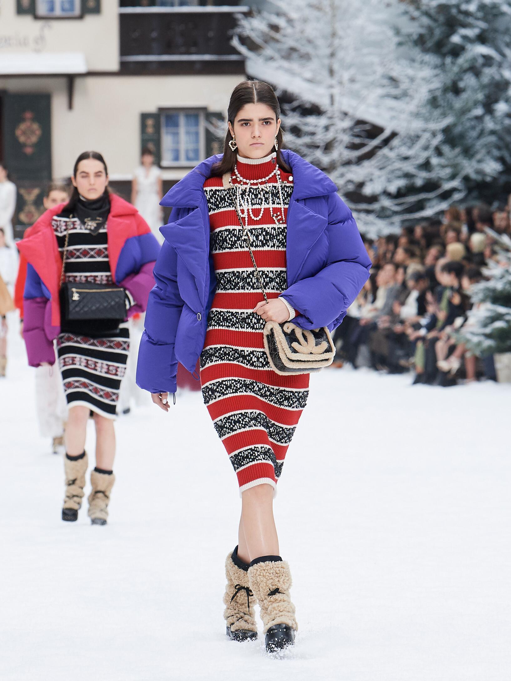 Chanel Paris Fashion Week Womenswear 2019-20