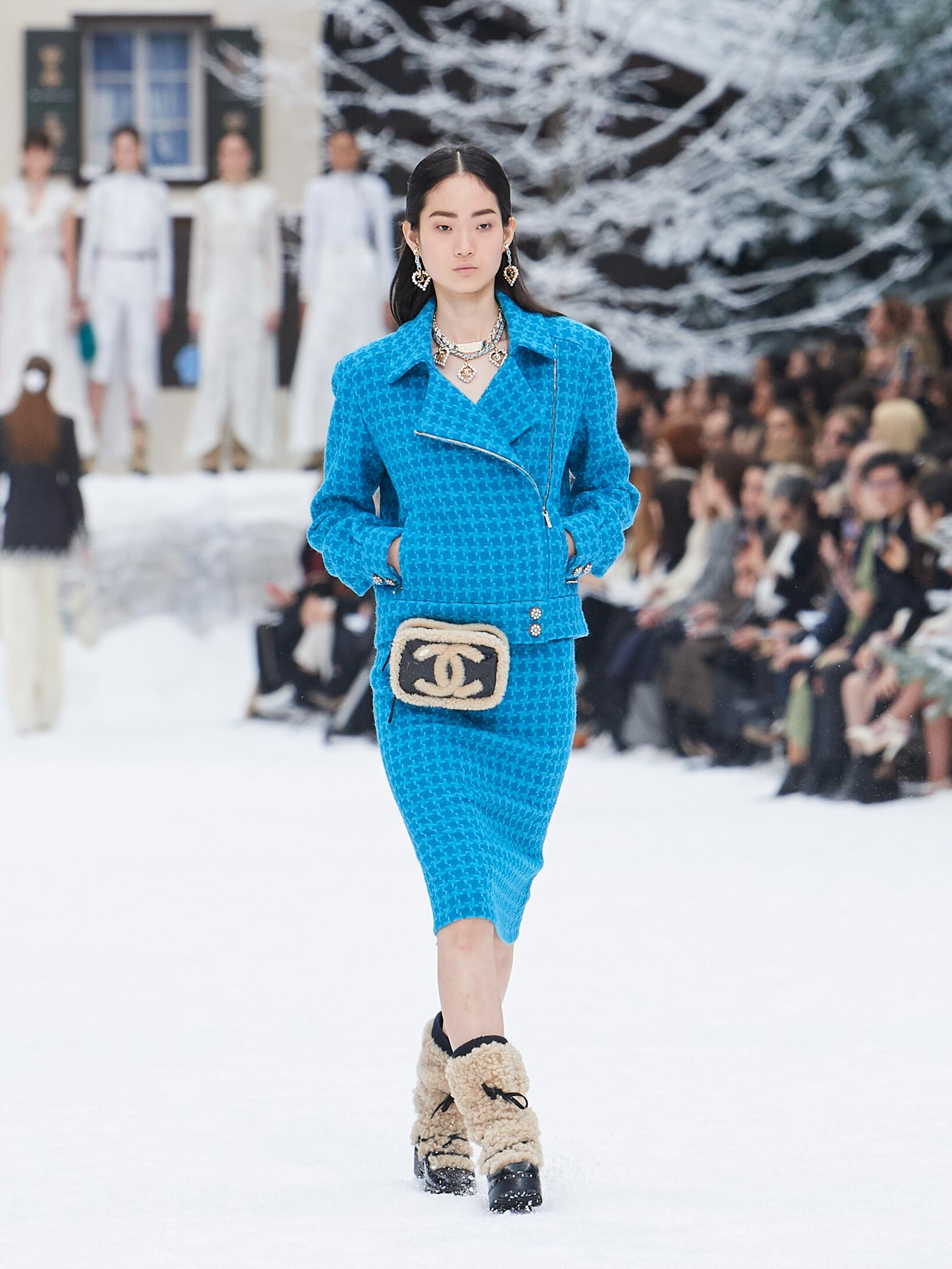 Chanel Paris Fashion Week Womenswear
