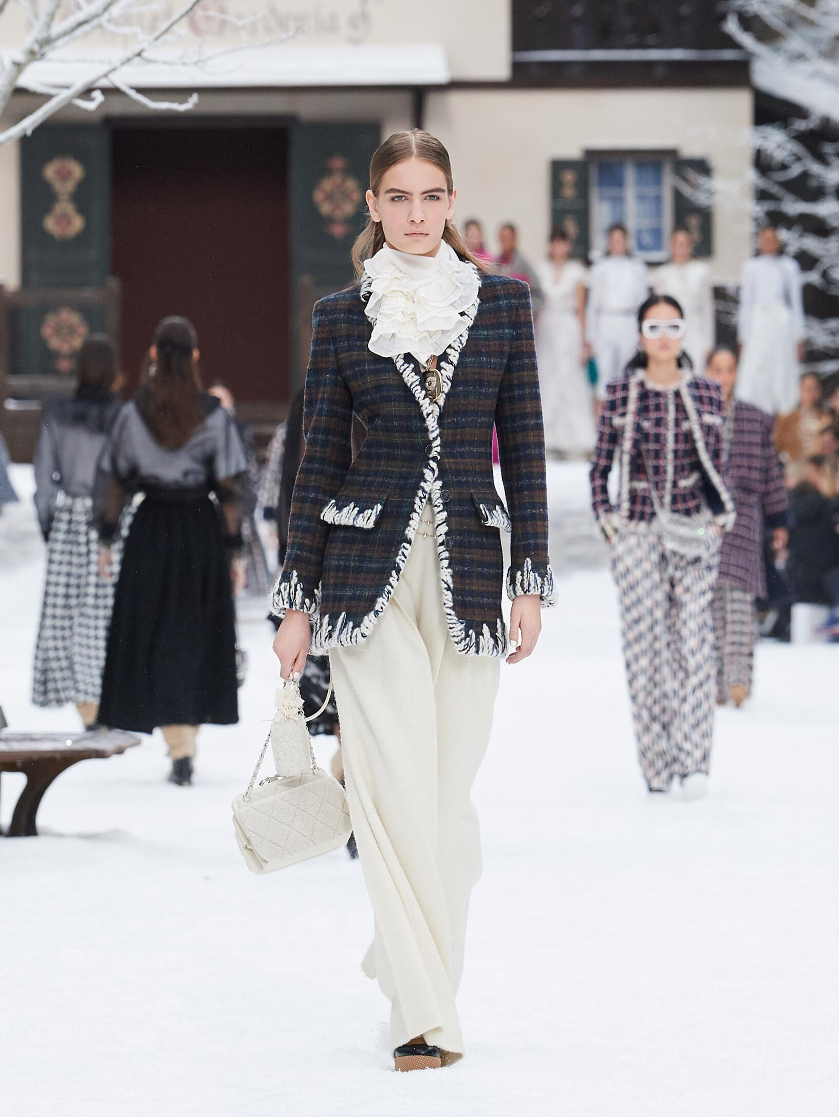Chanel Winter 2019 Catwalk