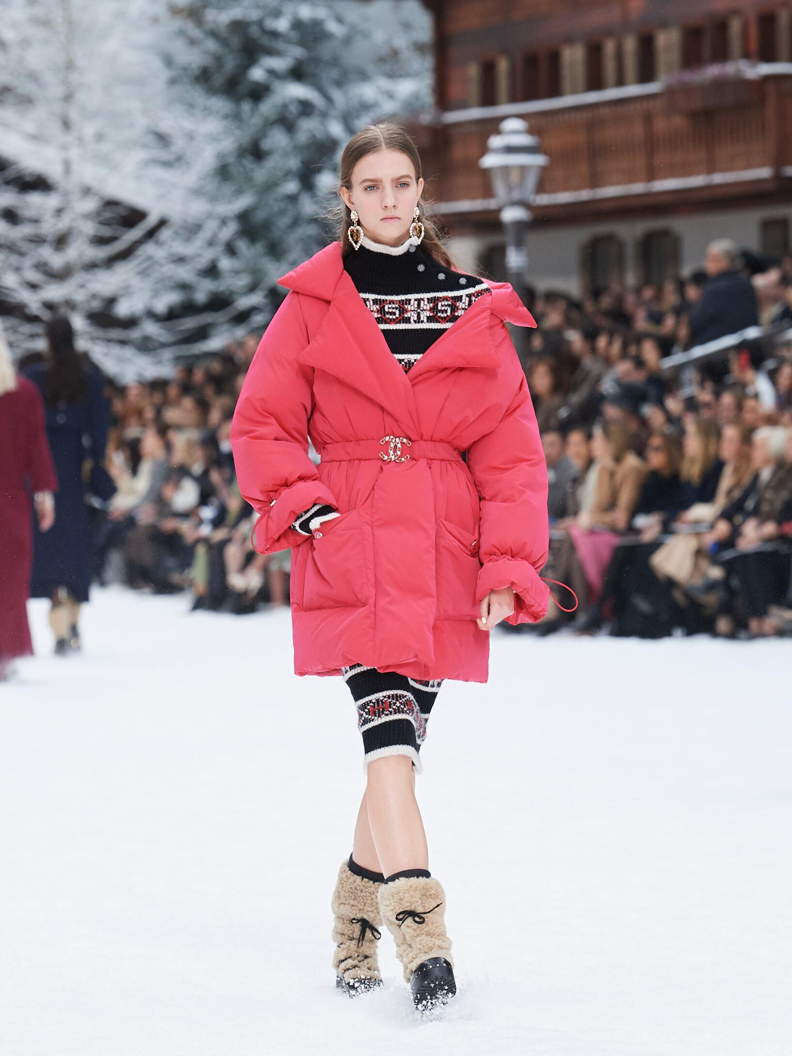 Chanel Woman Style FW 2019