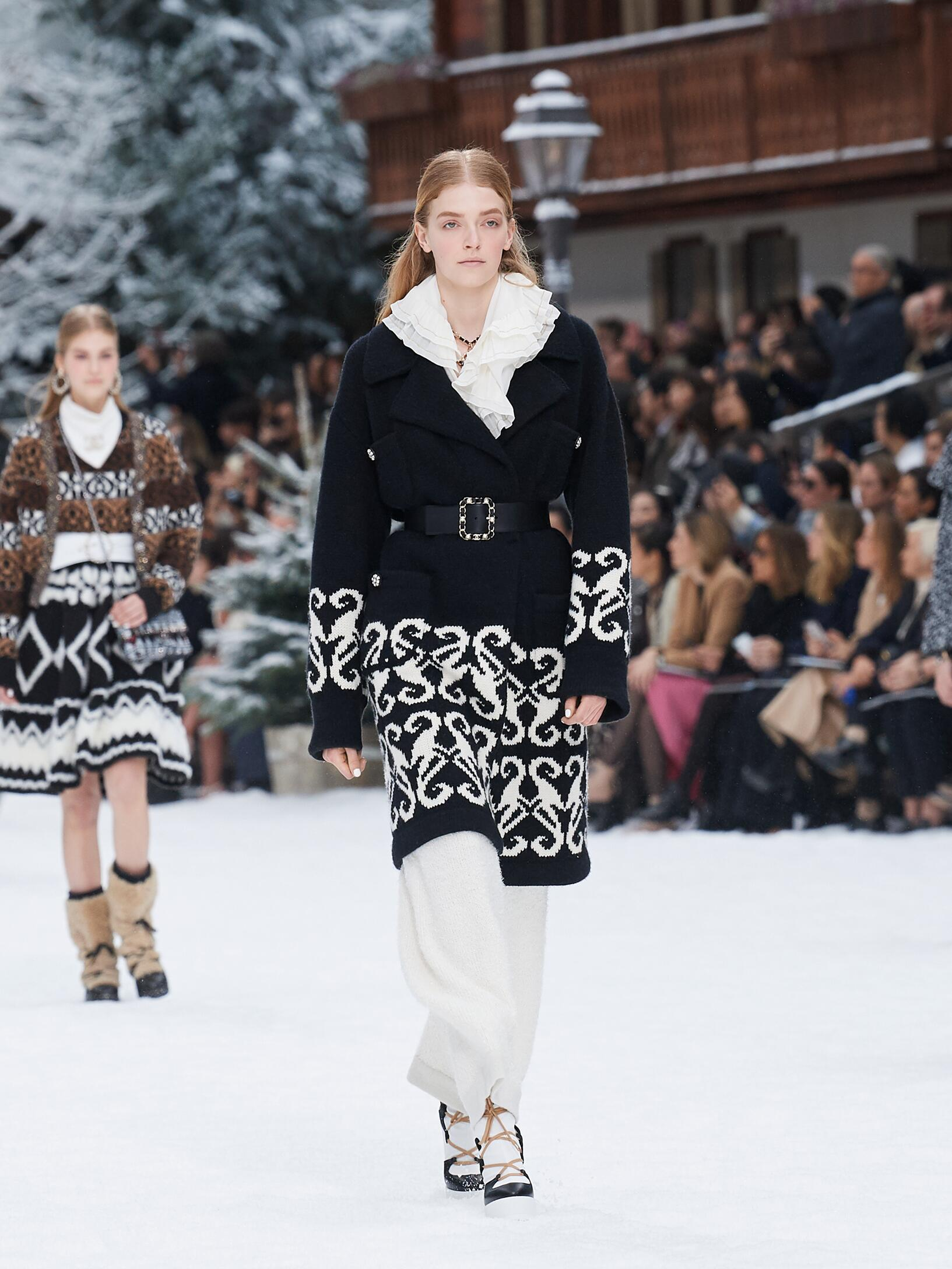 Chanel Womenswear Fashion Show