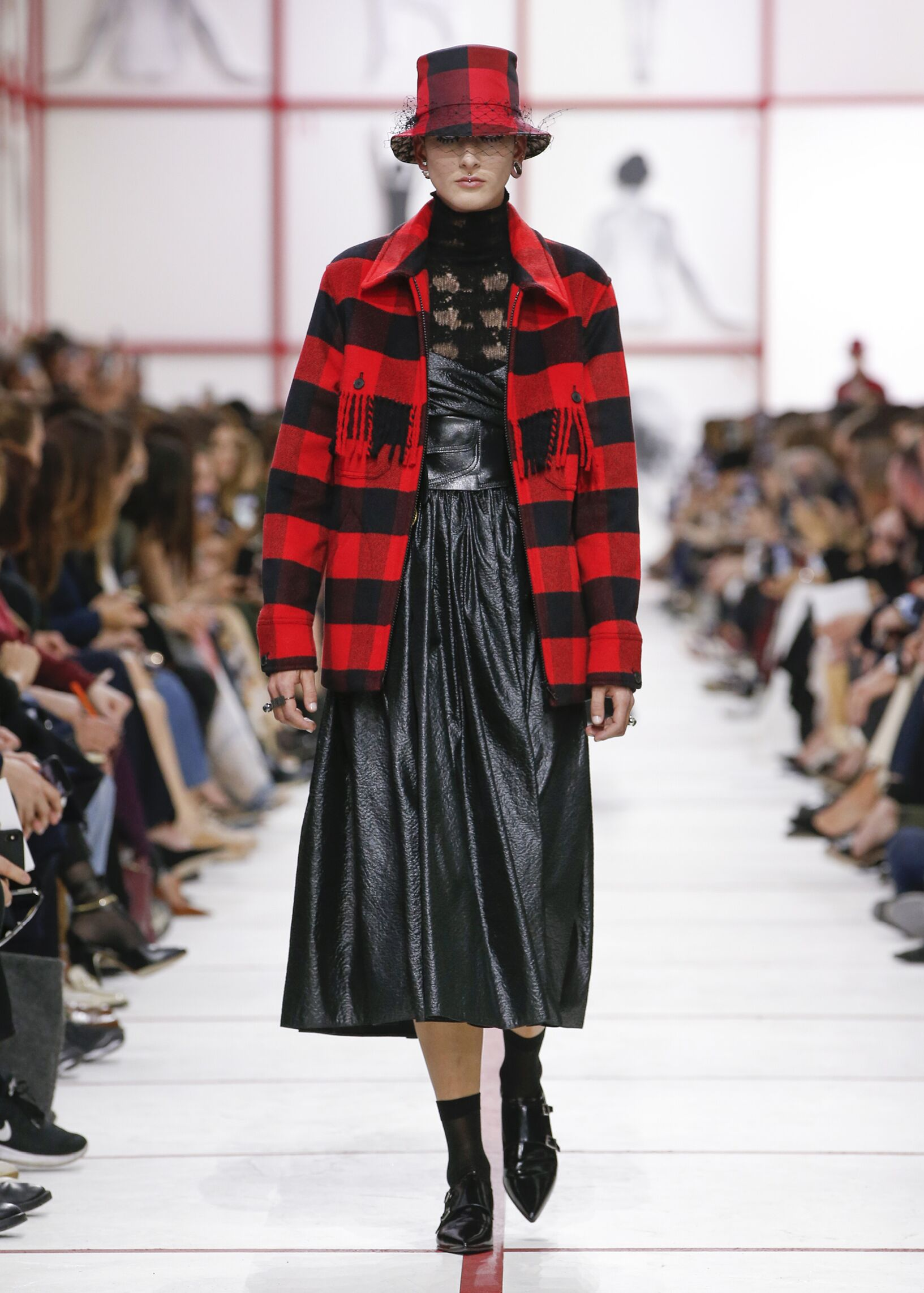Dior Paris Fashion Week Womenswear Trends