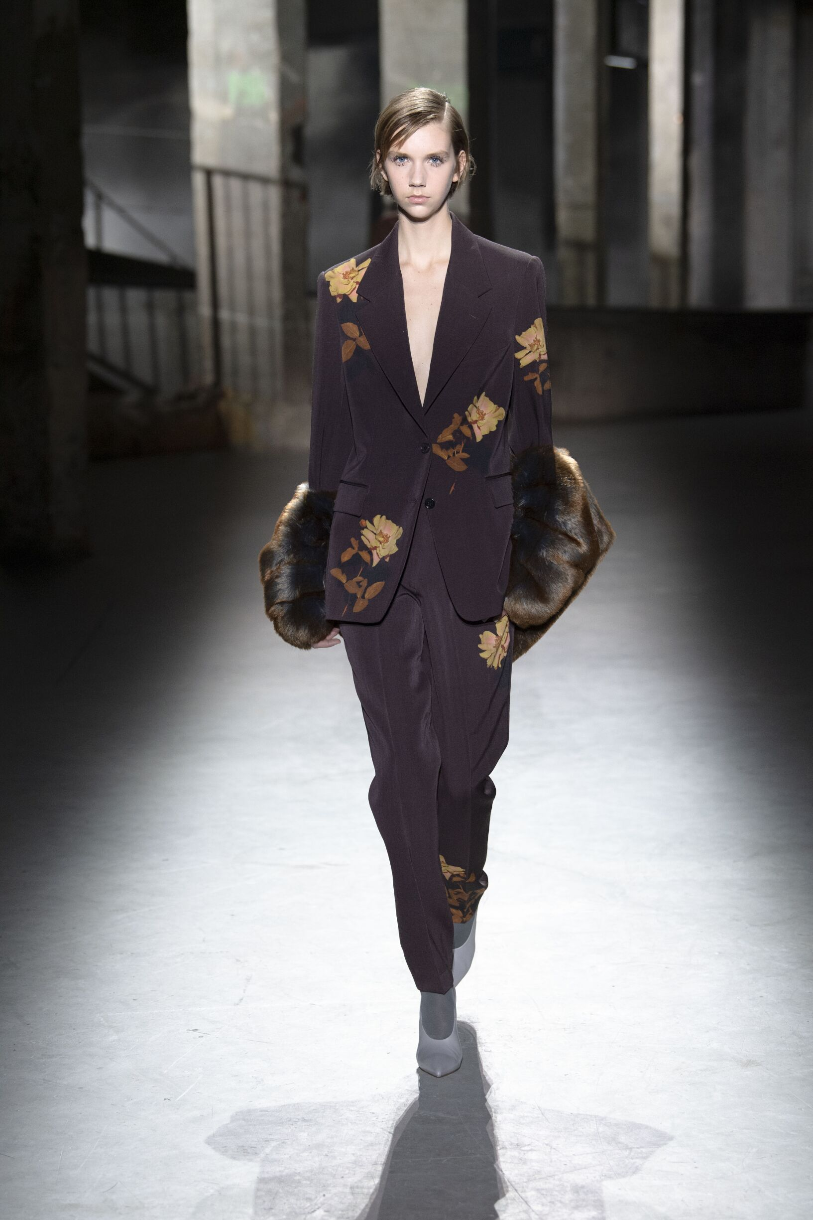 Dries van Noten Paris Fashion Week Womenswear 2019-20