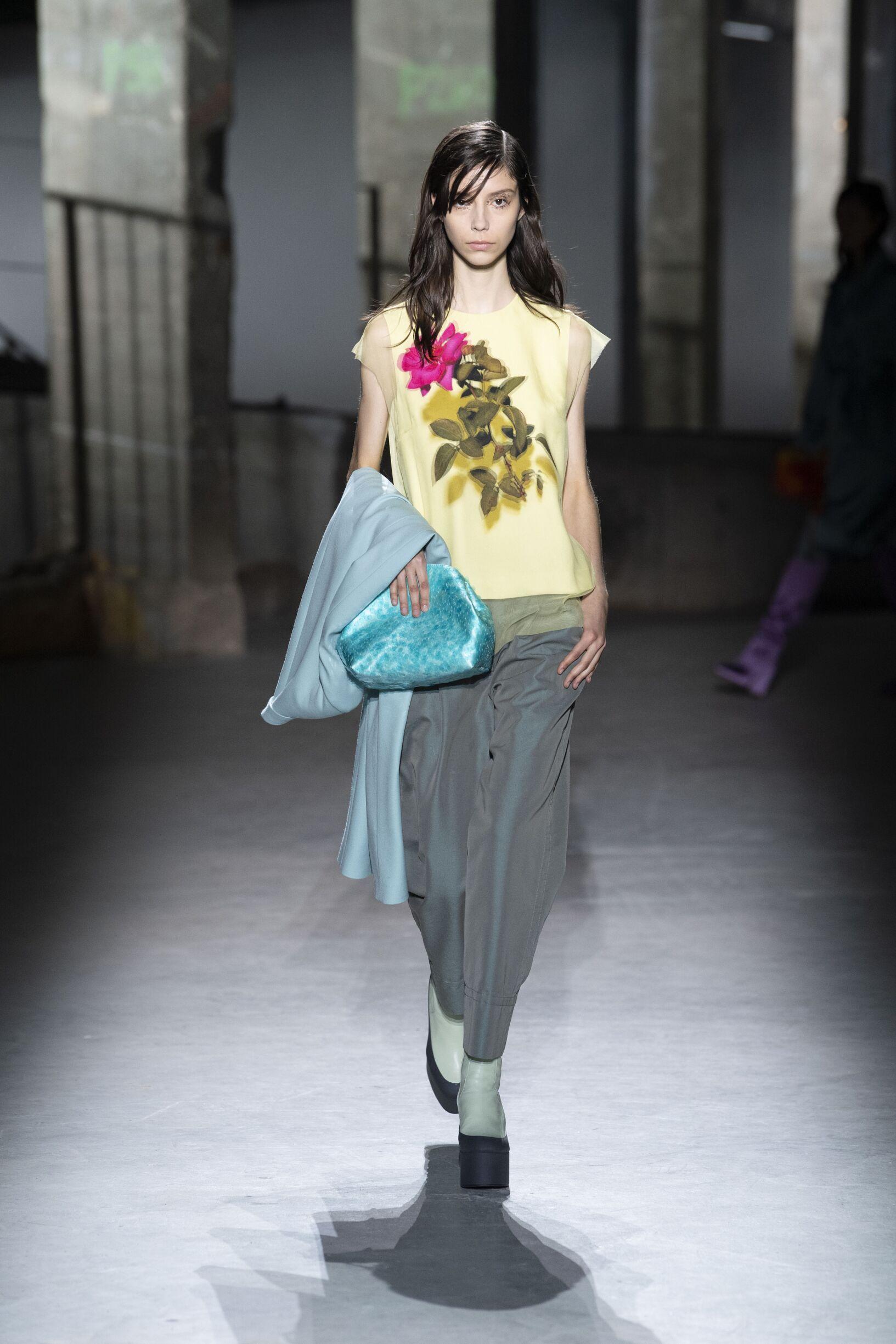 Dries van Noten Paris Fashion Week